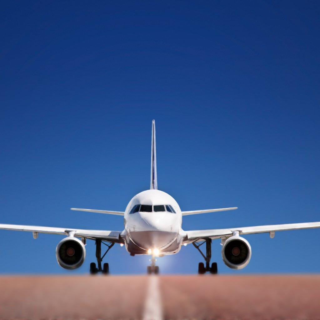 Самолет вертикальная картинка