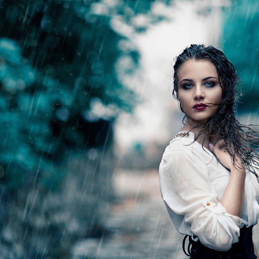дождь стихи фото дальнейшем эта техника