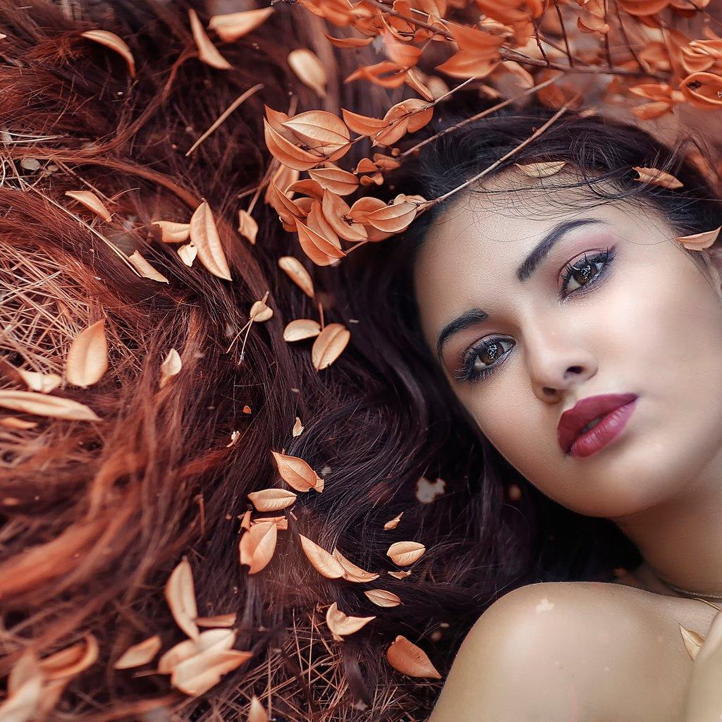 Букет из осенних листьев своими руками фото принято считать