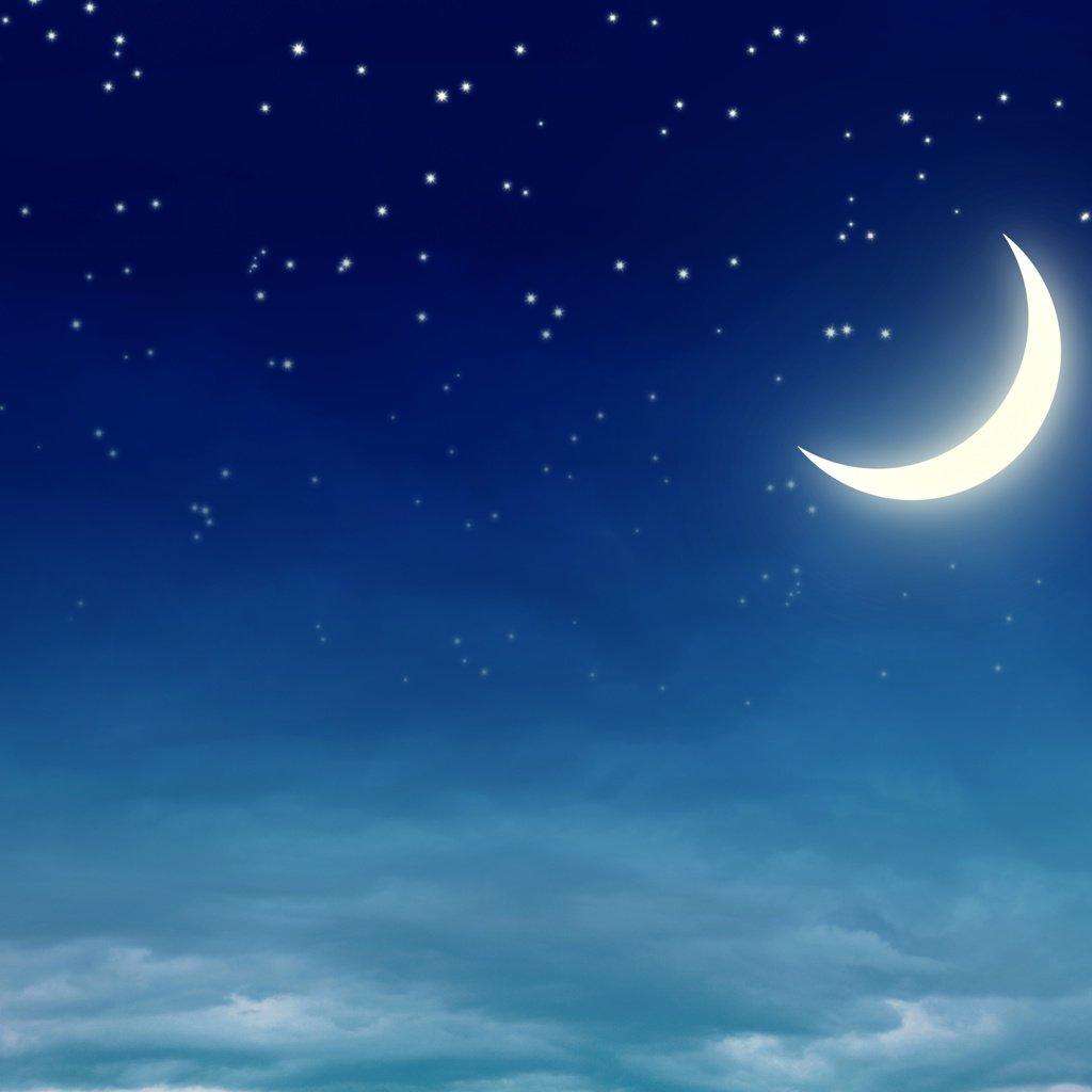 фото месяц и звезды лампы, сообщающие неисправностях