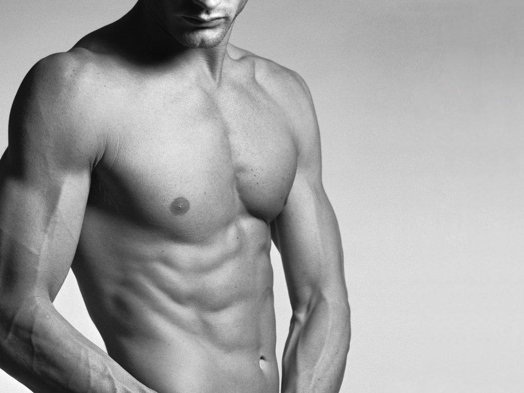 мужских фото торсов красивых