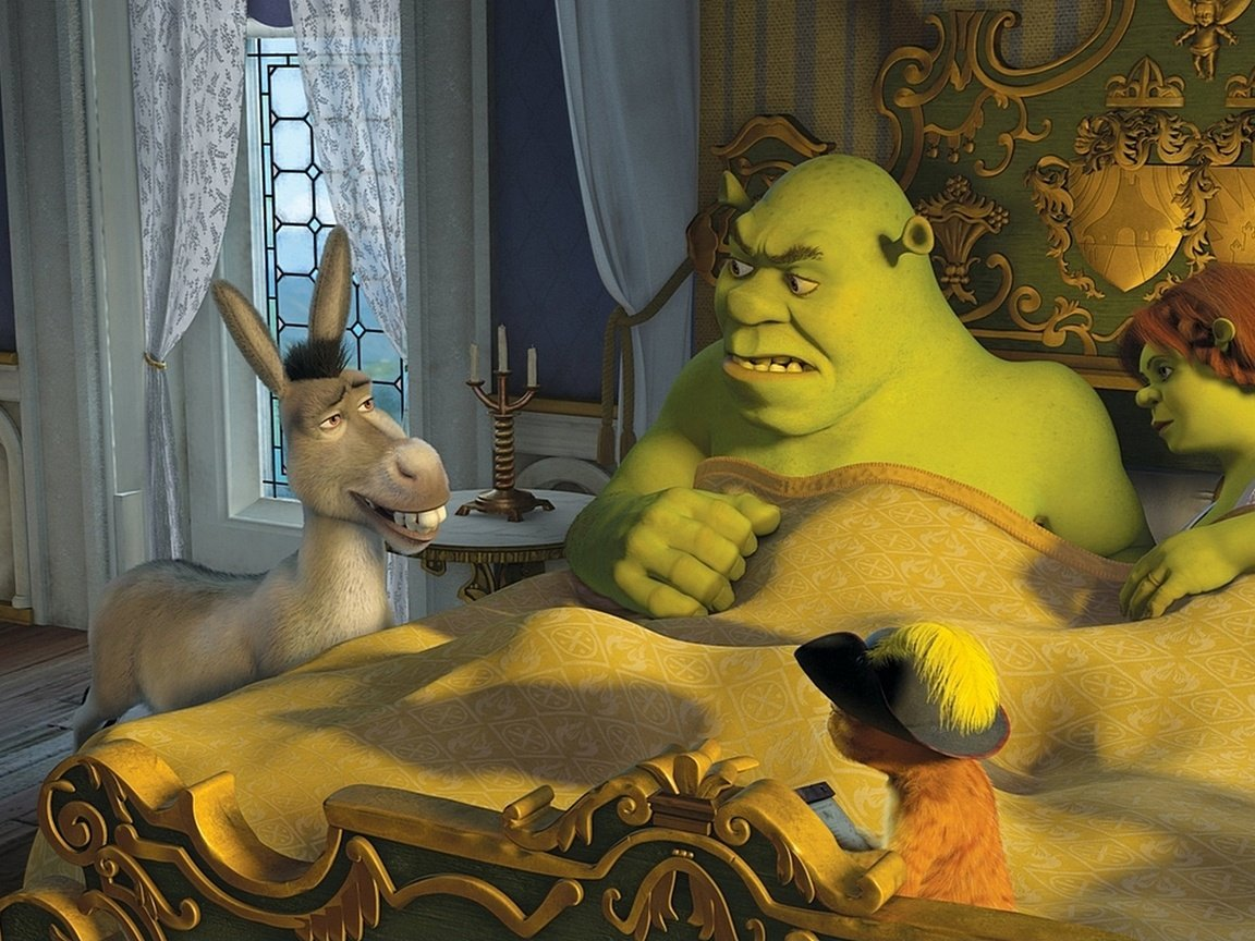 Sexy fiona in shrek porn xxx movie