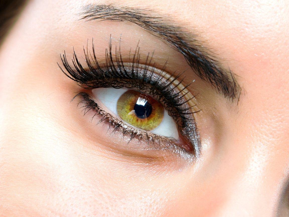 Eye makeup for hazel green eyes