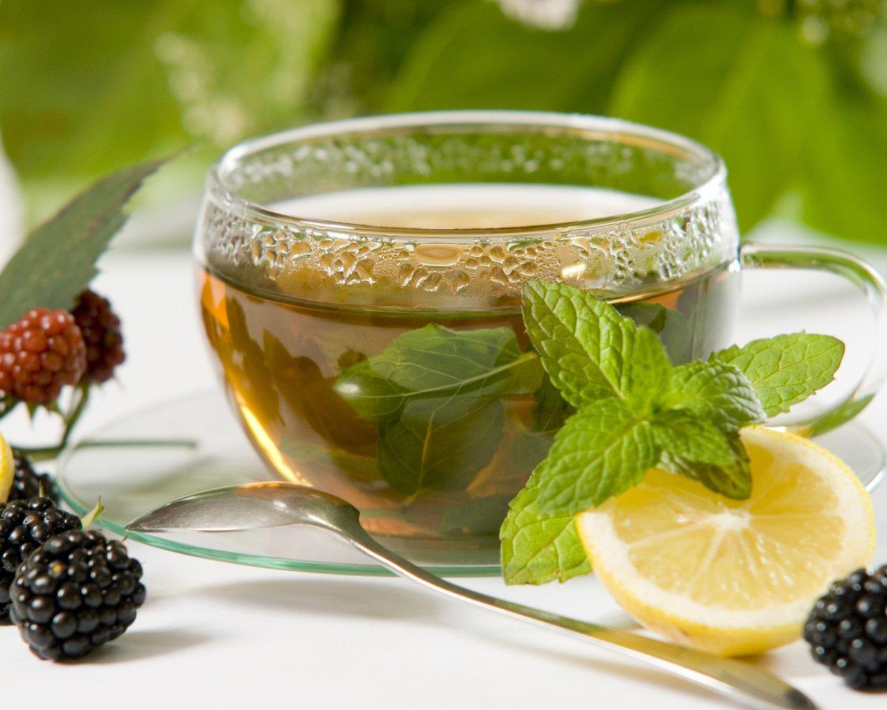 еда чай лимон мята eda tea lemon flicking  № 676122 бесплатно