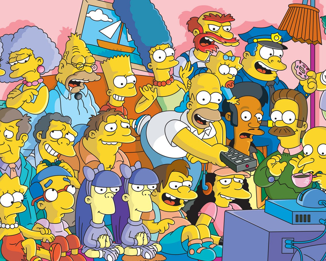 how the popular american tv series simpsons affects kids As the ground-breaking american series popular culture how the simpsons changed tv however, it does seem to me that the simpsons is the television series.