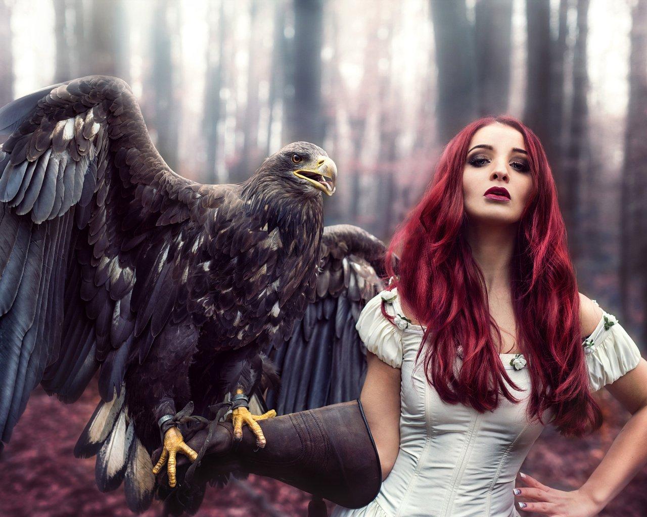 Орел девки