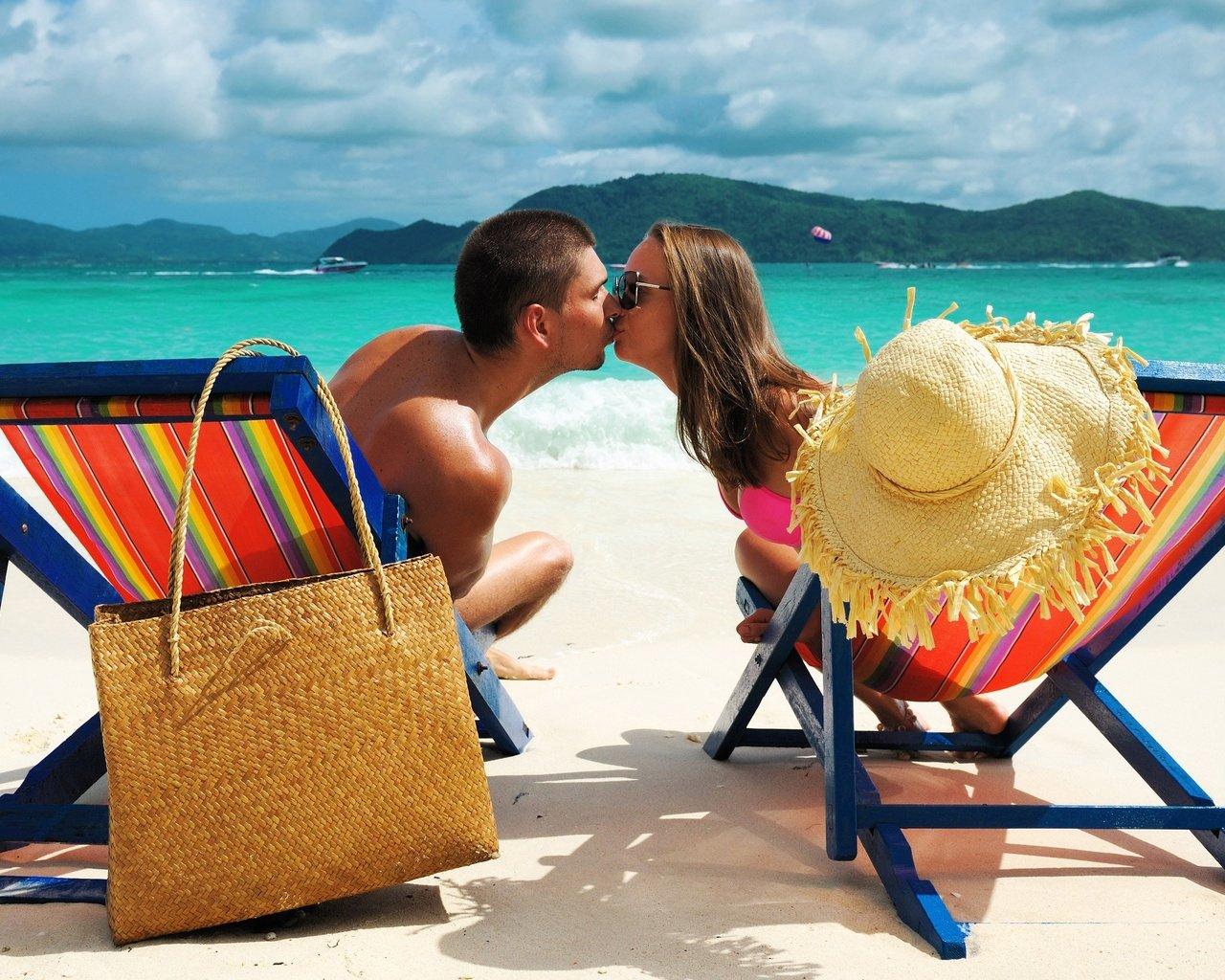 значит, пляжный отдых фотографий все туристы одинаково