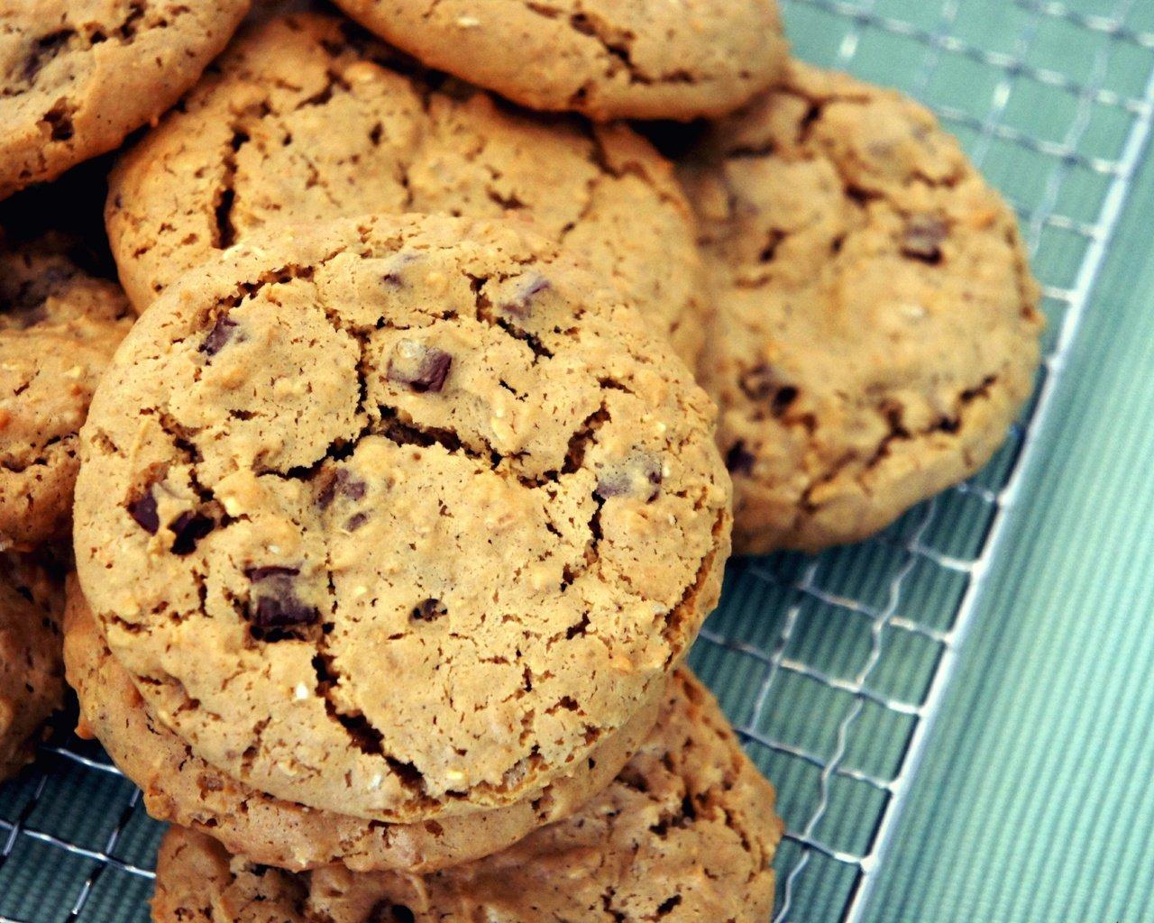 Домашнее печенье без масла