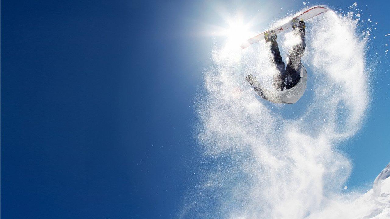 Снеговик на сноуборде  № 3290149  скачать