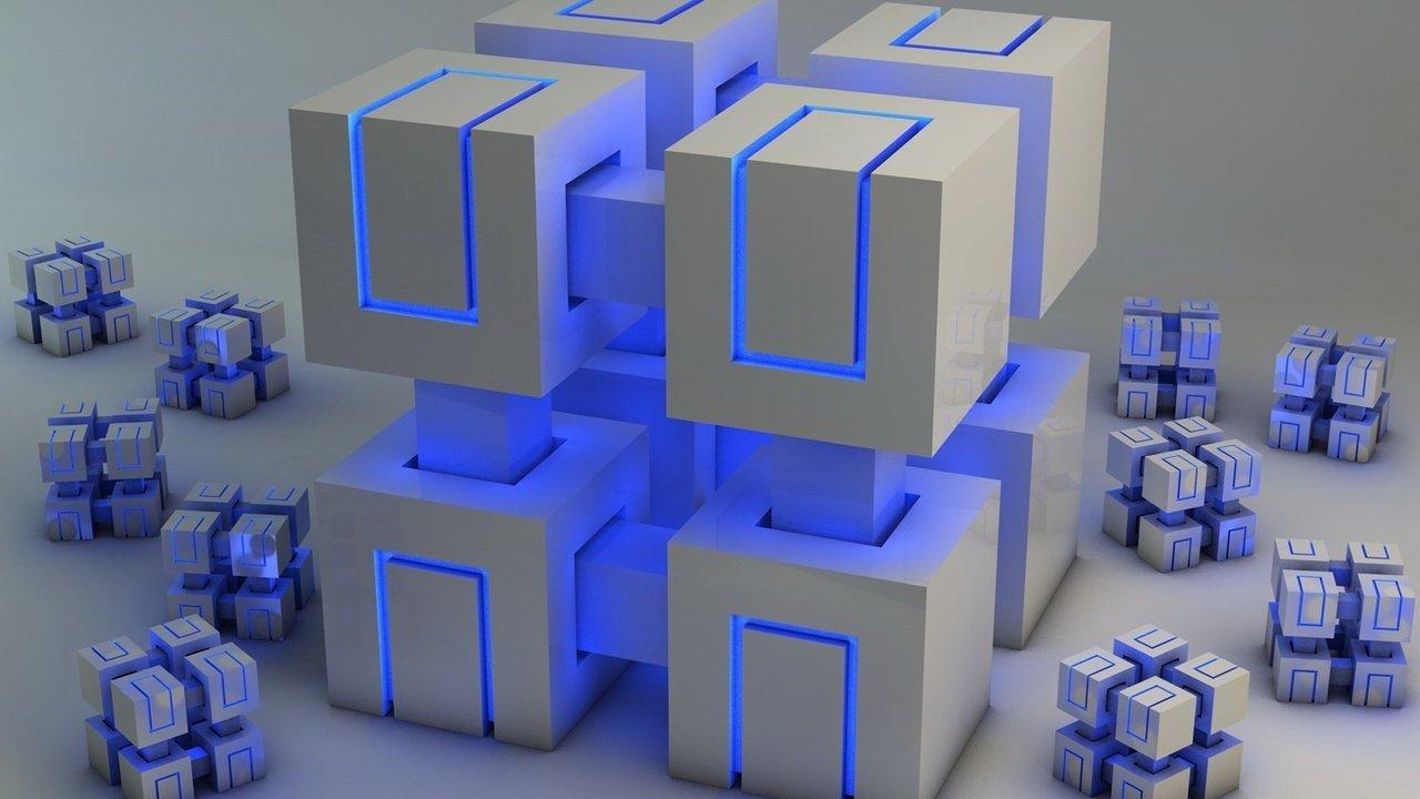 Куб 3д