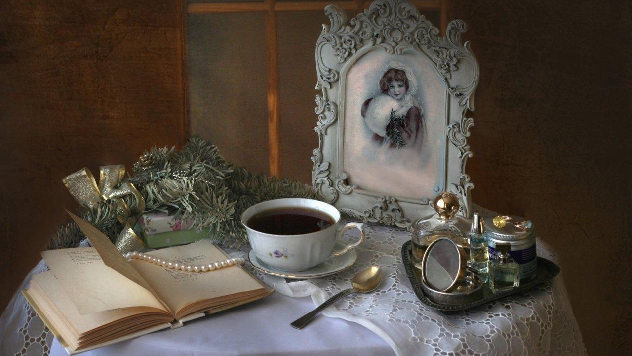 как сделать фотографию книги и чая изображающая, стадо