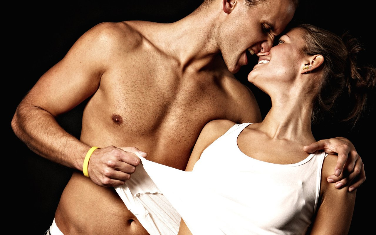 Фото девушек и мужчин страсть