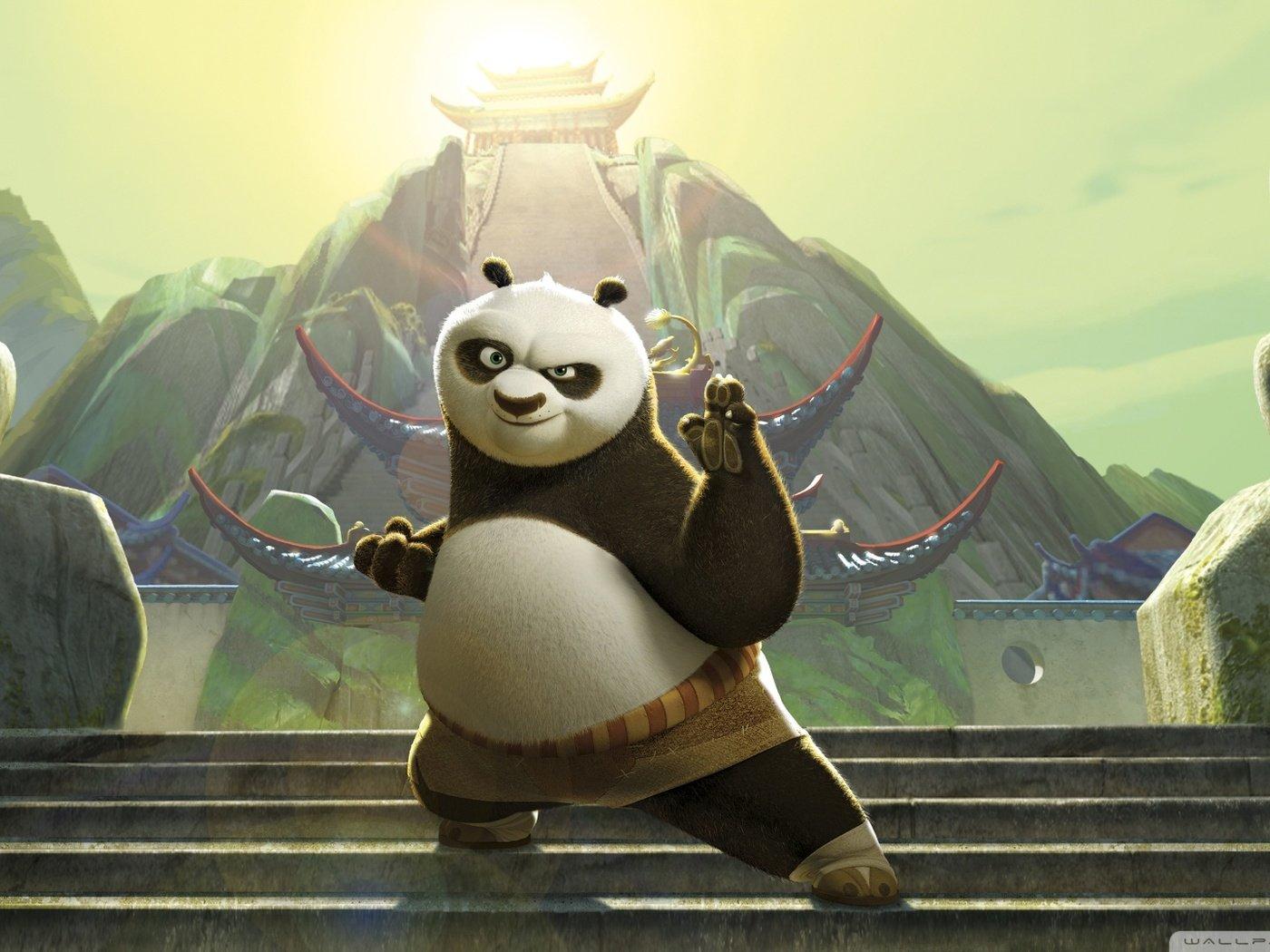 Кунфу панда картинки прикольные, крещением