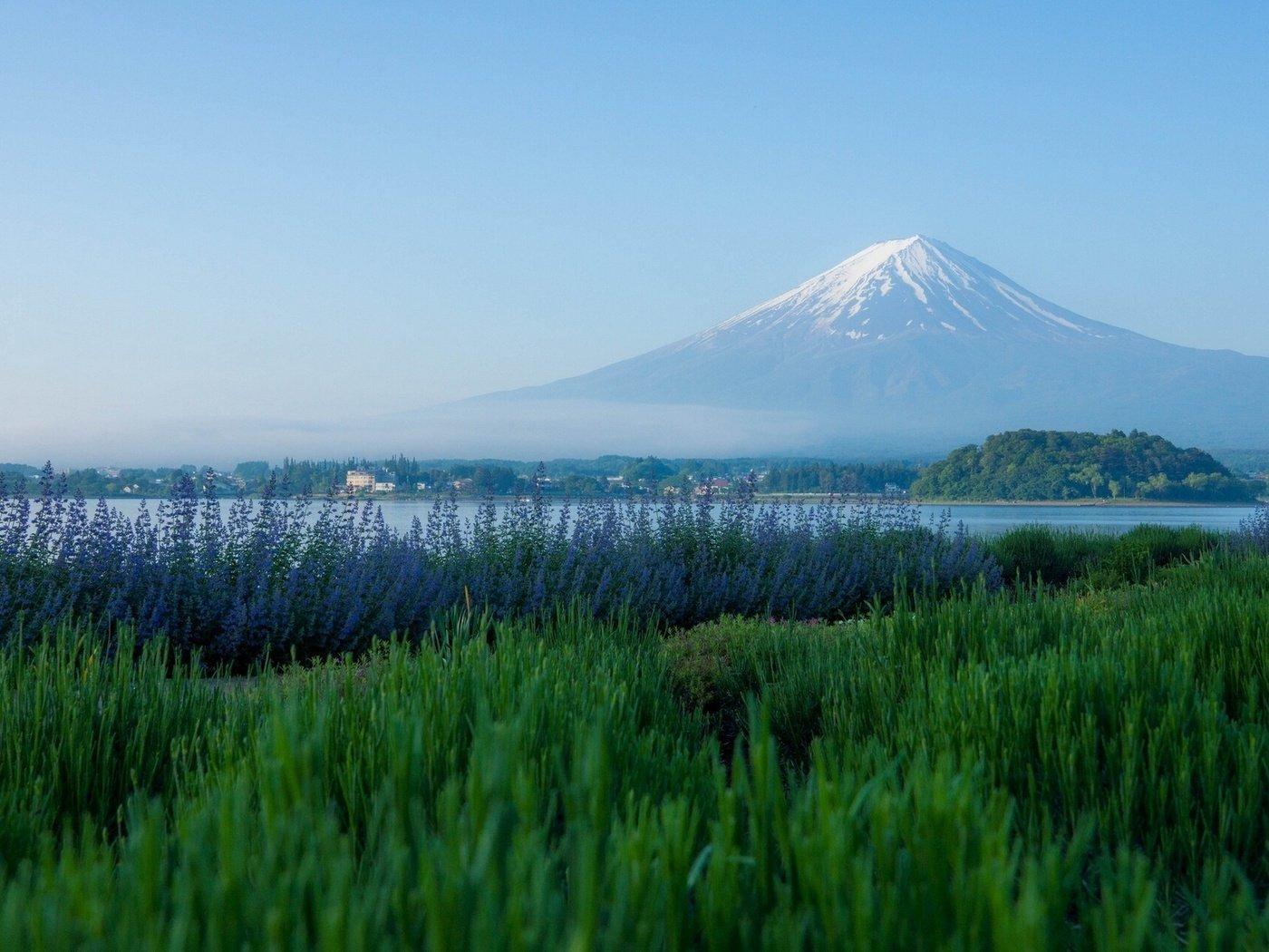 гора фудзияма в японии фото презентация всегда
