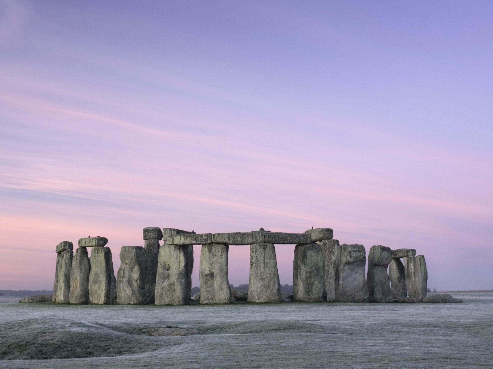 Famous Rock Group, Stonehenge, Wiltshire, England  № 715597 без смс