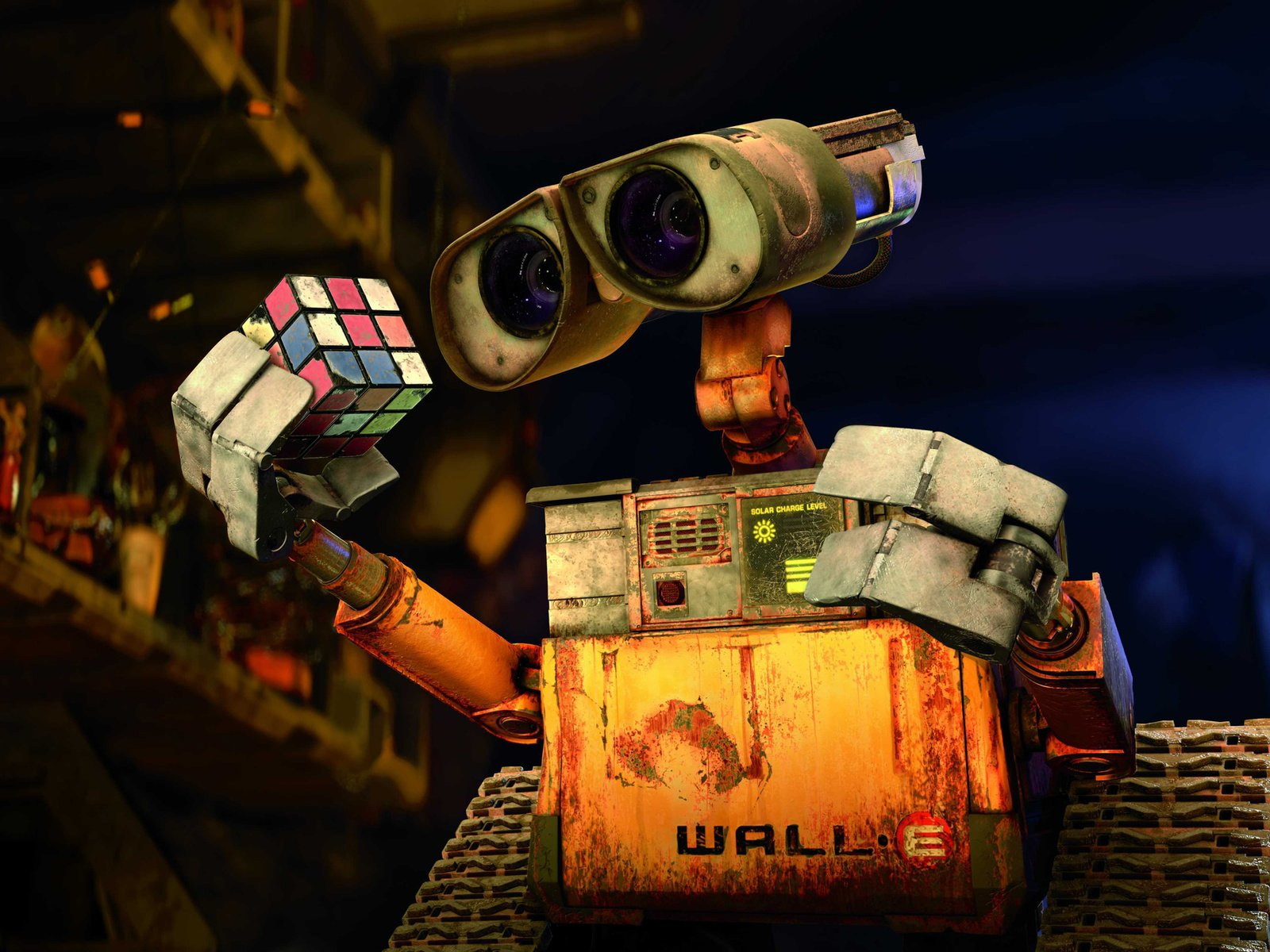 wall e film analysis Wall-e essay submitted by: anonymous framework for analysis 6 rhetorical context 8 disney-pixar's 2008 film, wall-e.