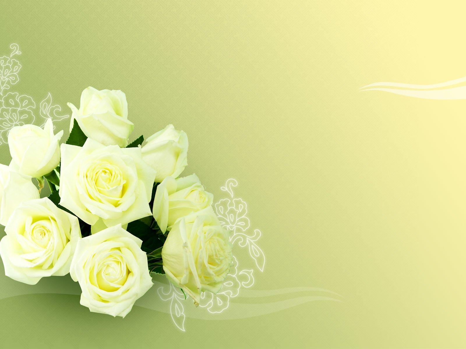Открытки зеленые поздравительные