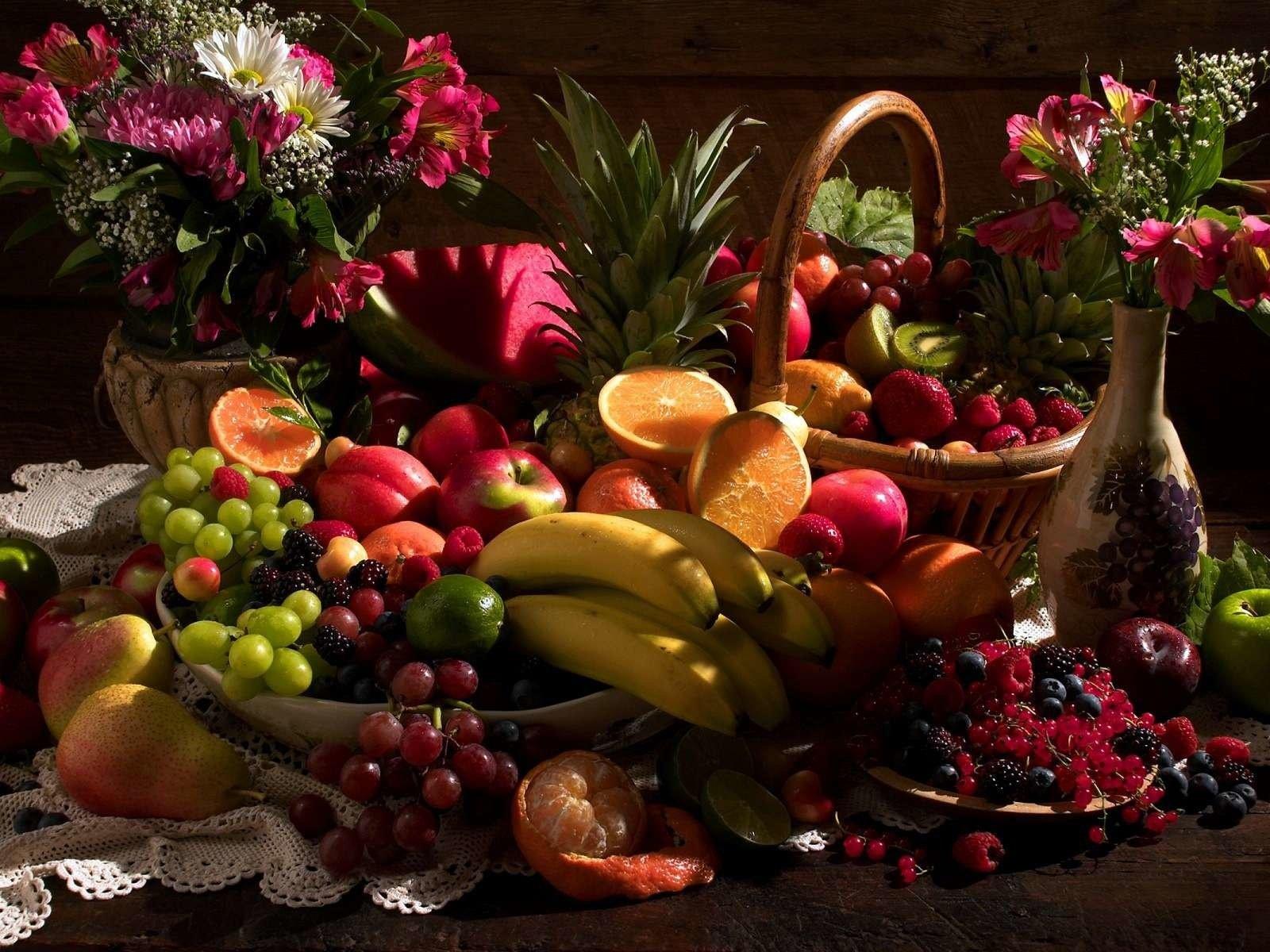 Картинки цветов и фруктов ягод, люблю маму день