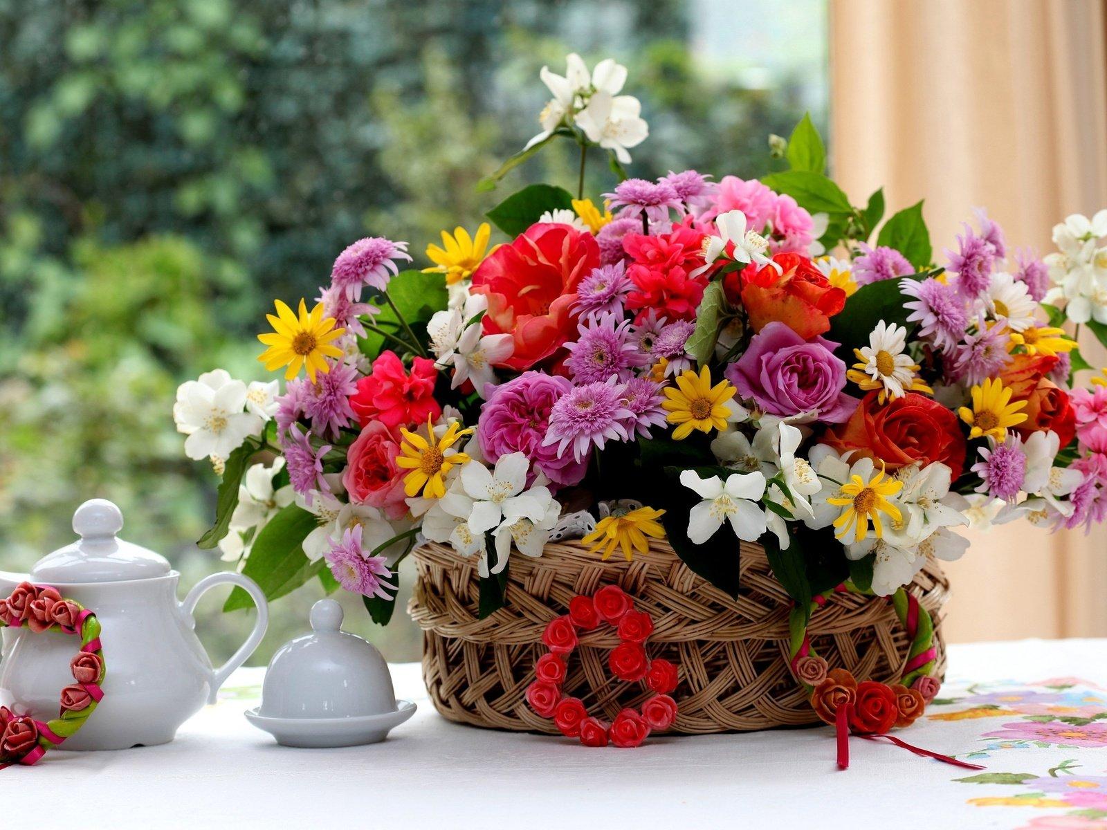 картинки красивейших букетов цветов это