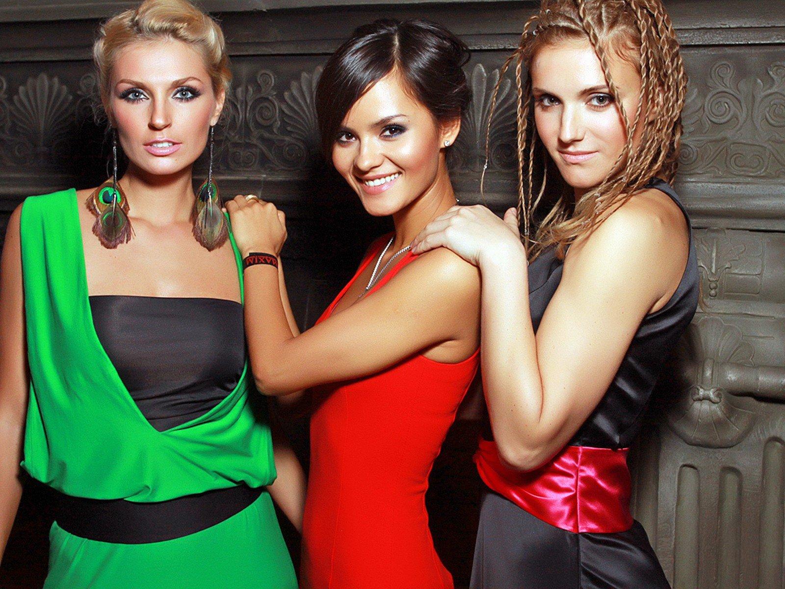 Российские девчачьи группы, самые аппетитные члены