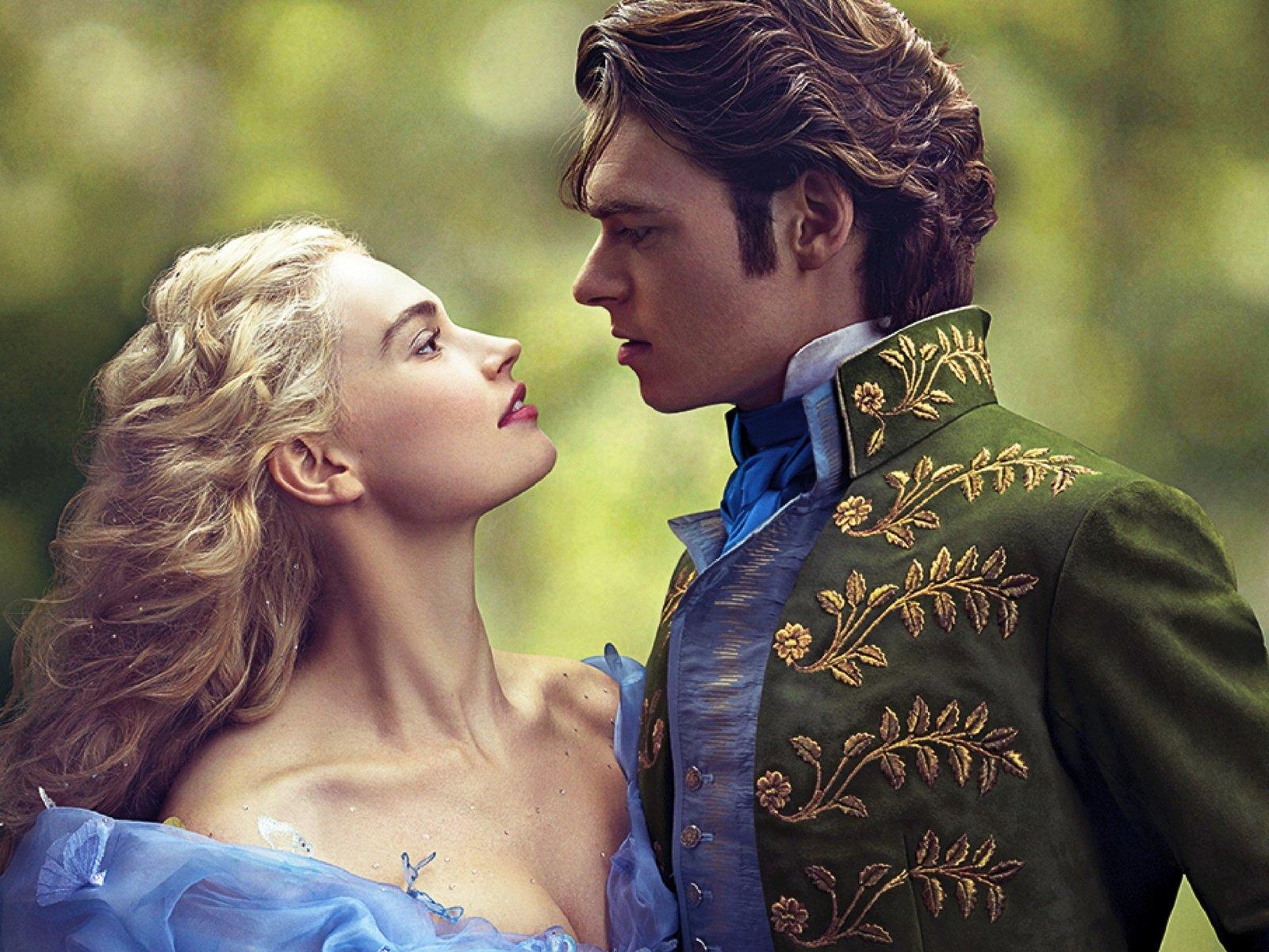 Картинки принц и принцесса любовь