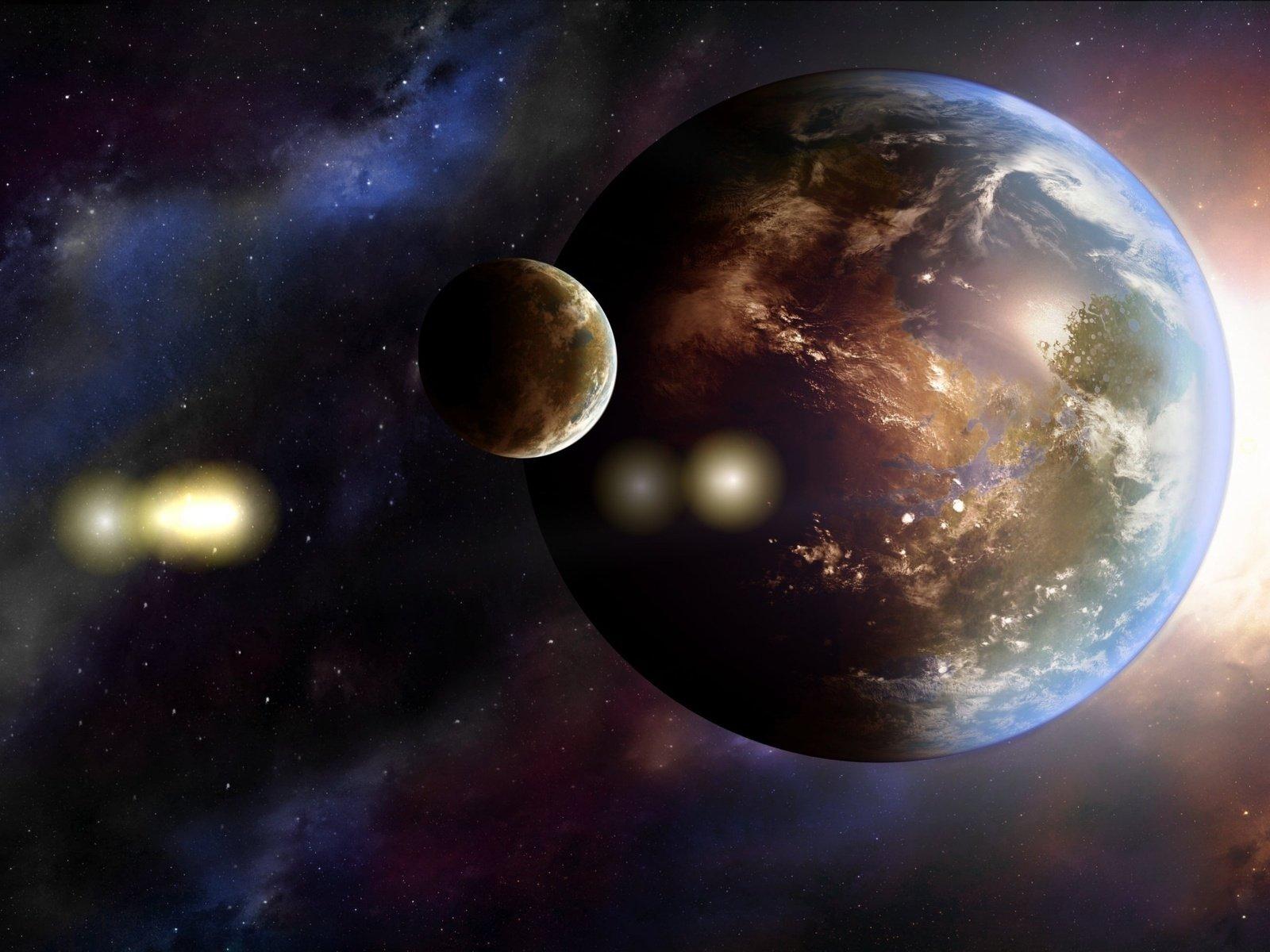 космос все картинки планет галактики боится жала, кому