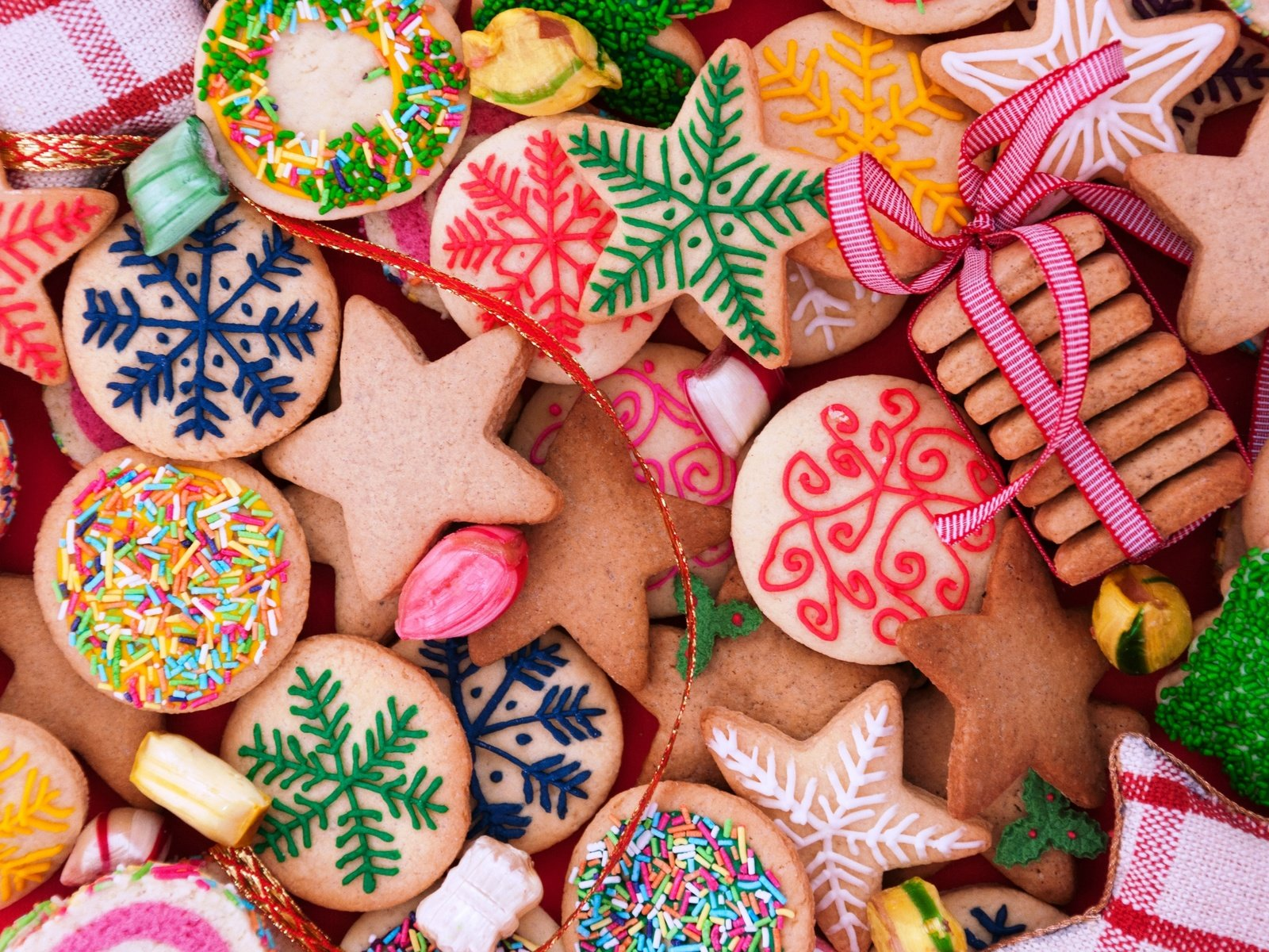Обои christmas, cookies, decoration, рождество, xmas, Merry. Новый год foto 14