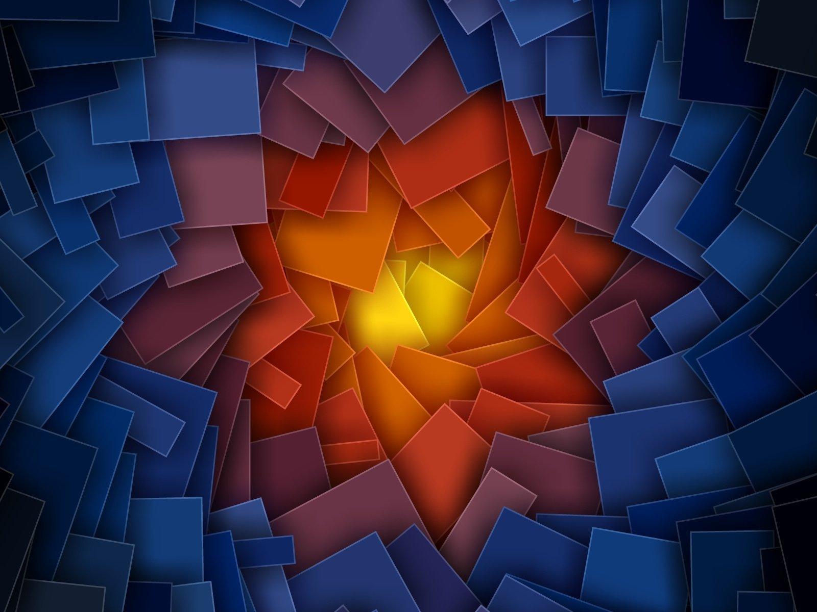 Обои абстракция, Color, геометрия, design. Абстракции foto 17