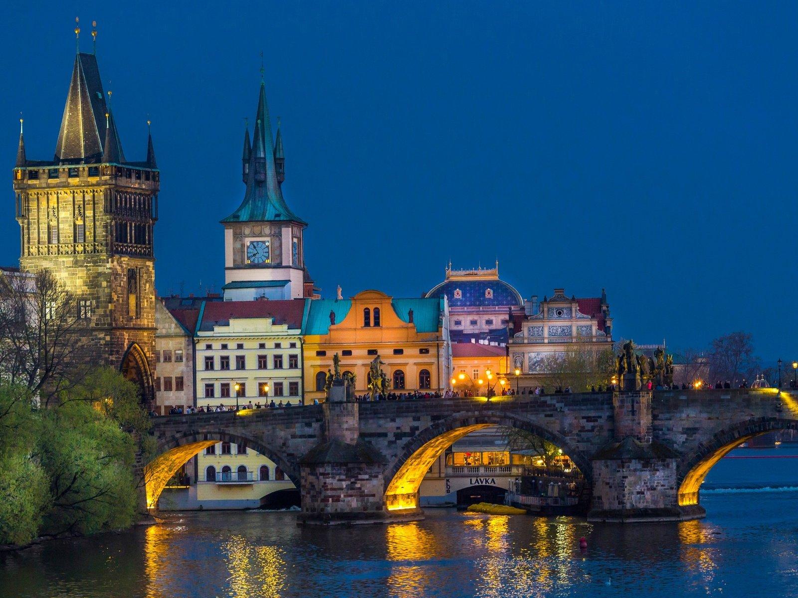 мосты чехии в картинках установленному