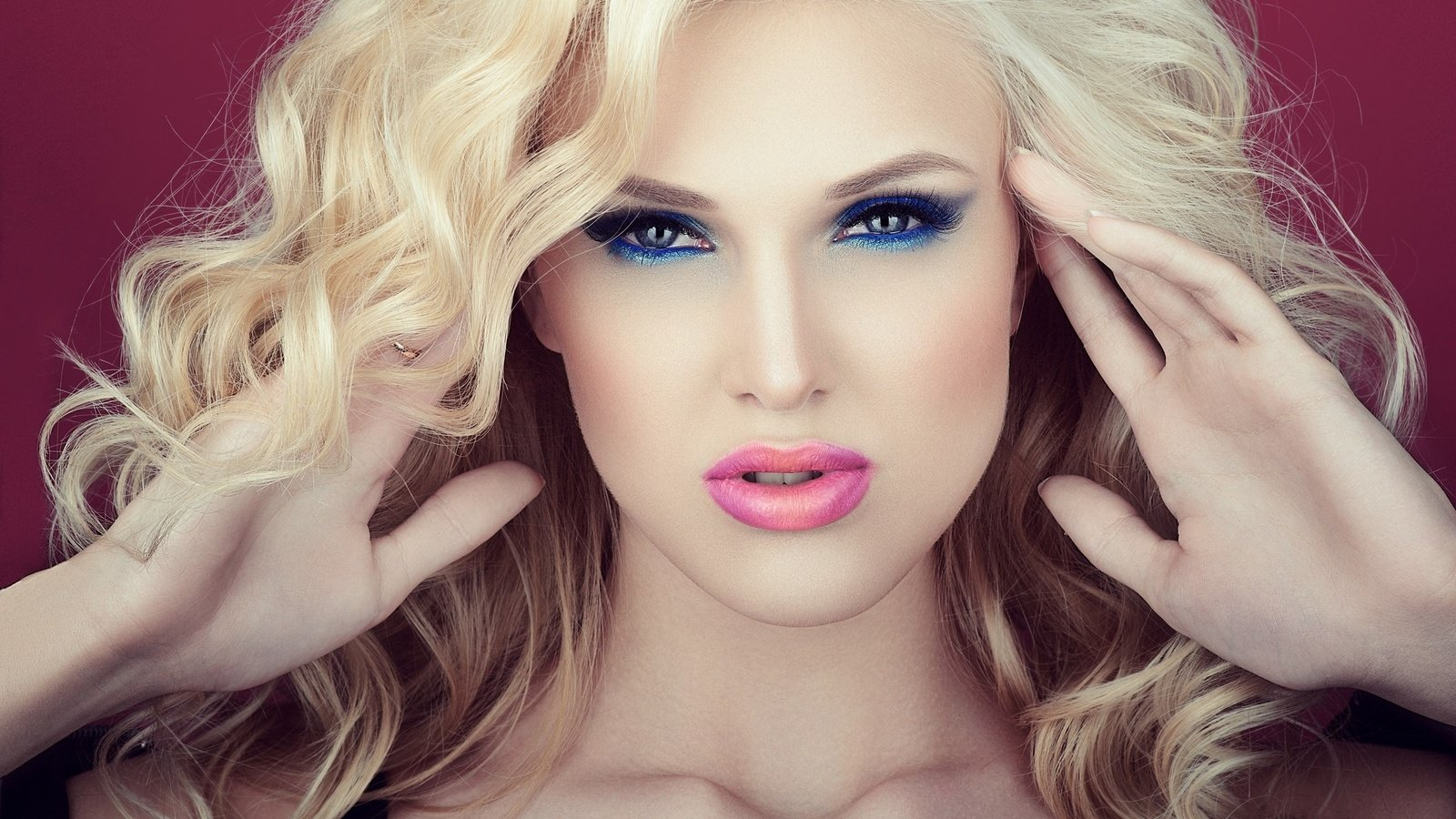 Трафают блондинок фото