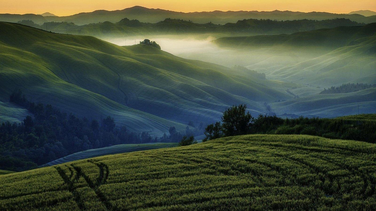 холмы долина дорожка hills valley track бесплатно