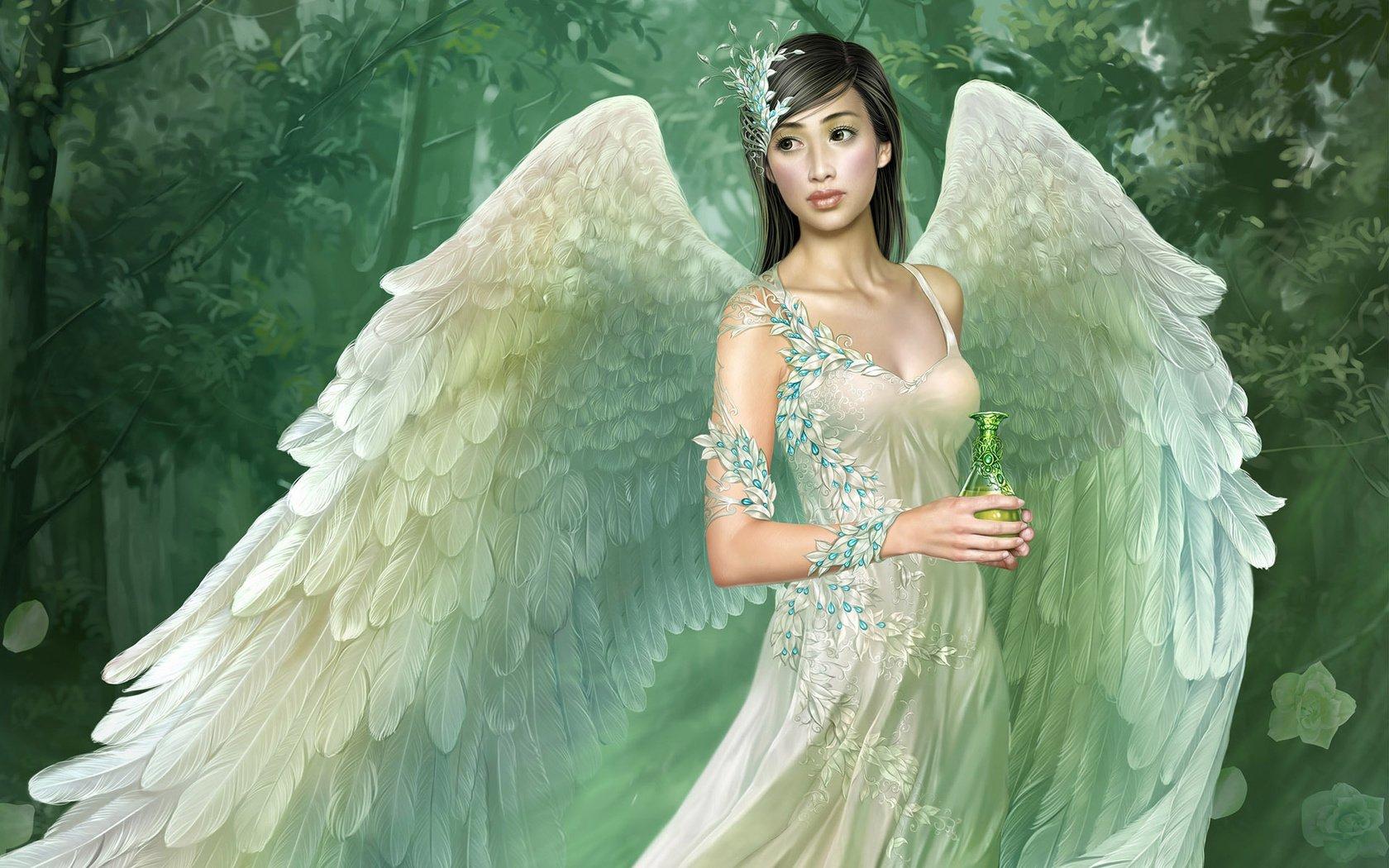 Archangel raphael jewelry