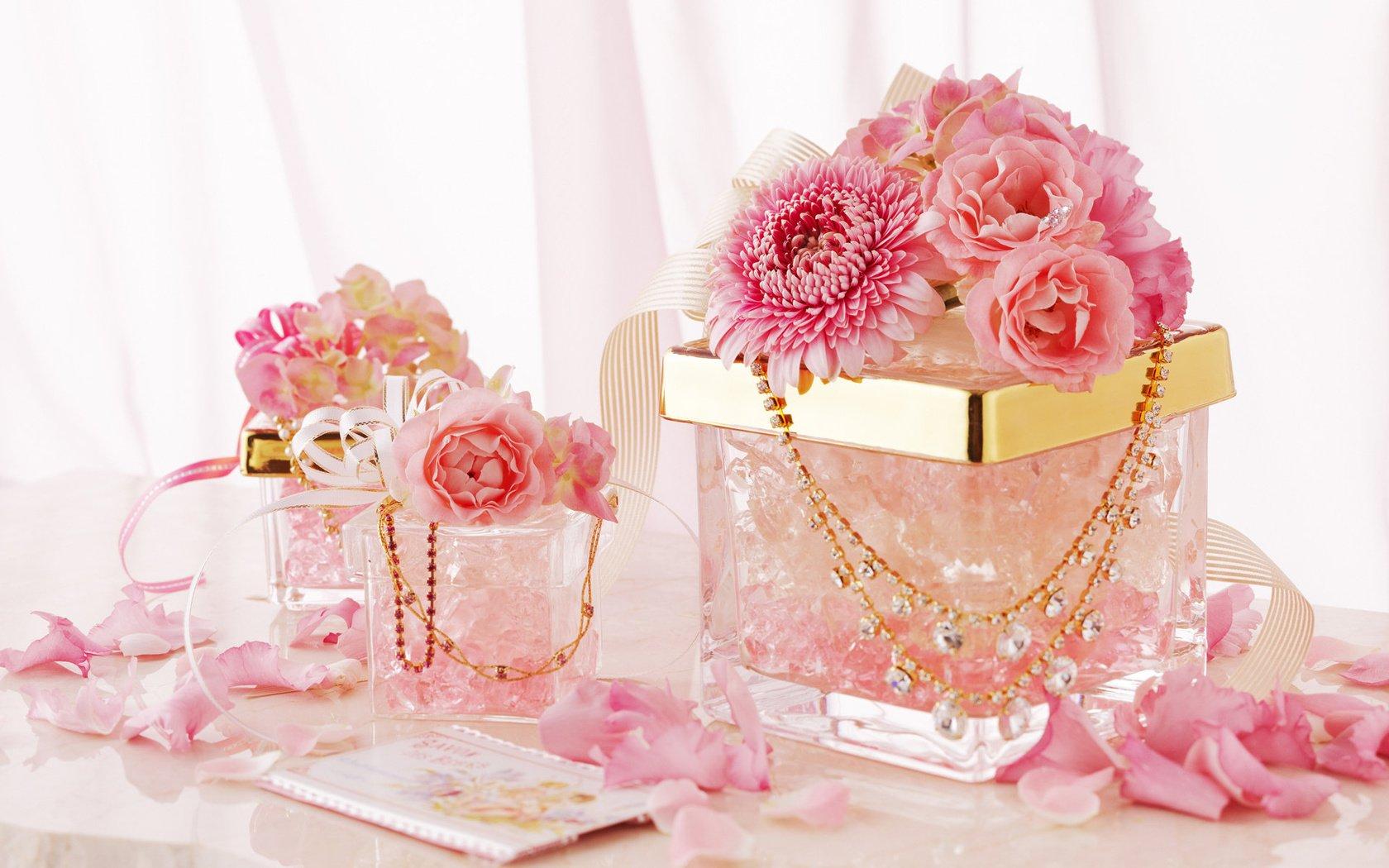 С днем рождения цветы девочке картинки