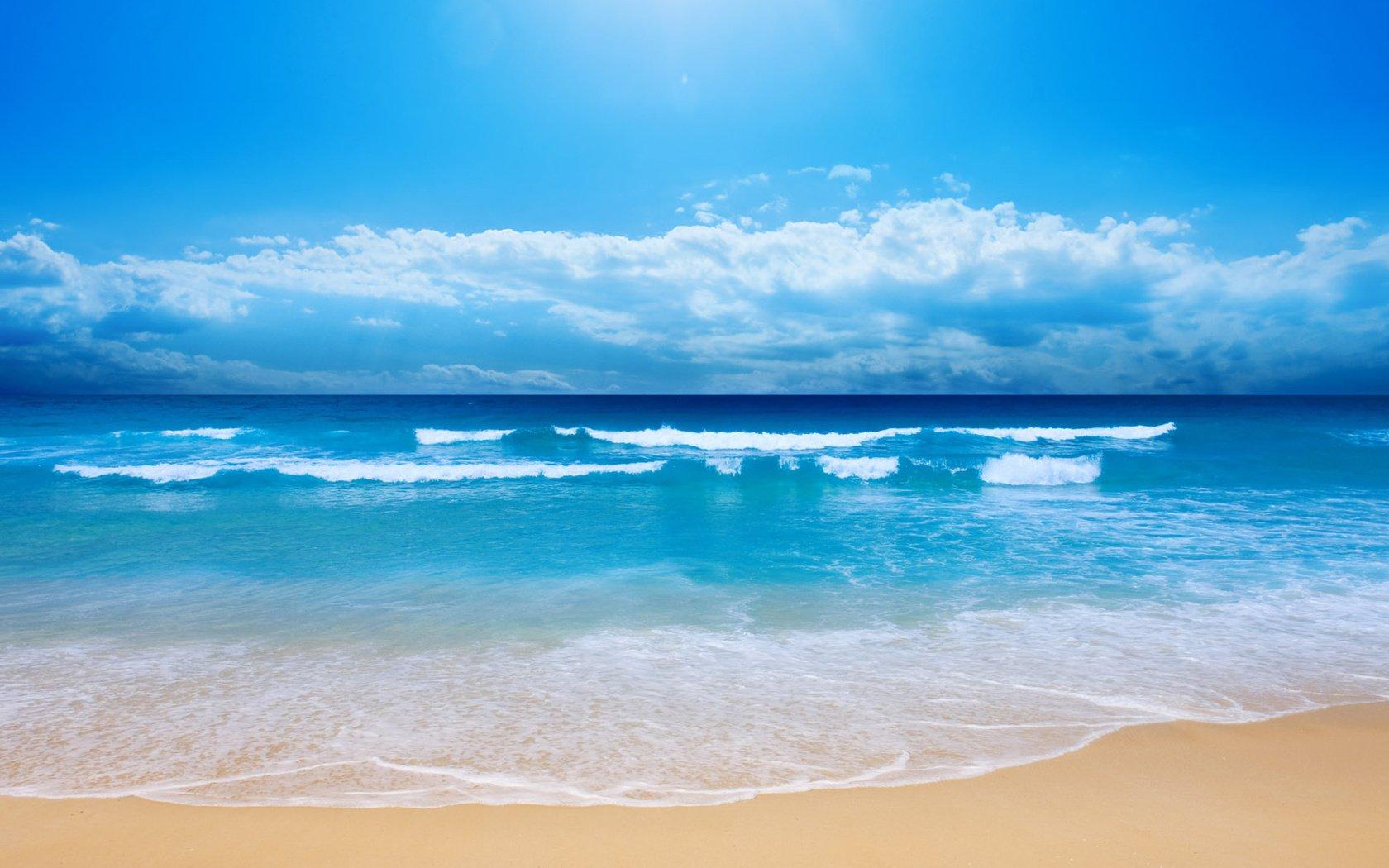 День рождения, красивые картинки про море