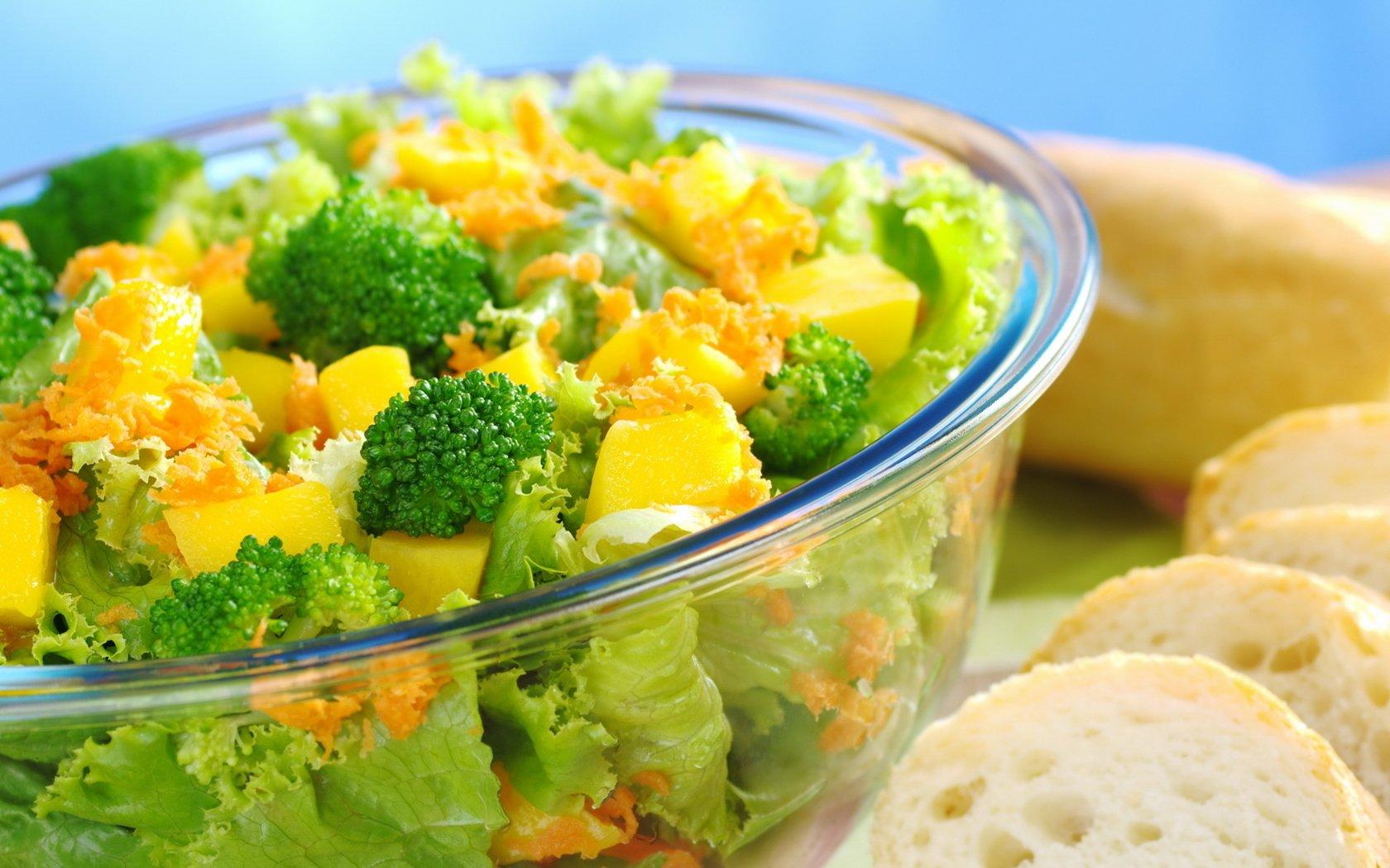 Диета с зелена салата