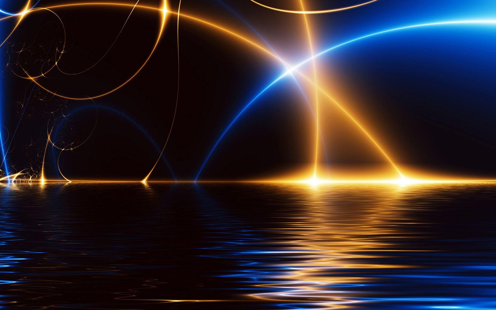 свет красивая картинка упор