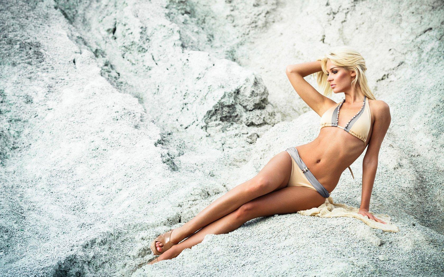 Худенькие модели блондинки, Нежная худенькая блондинка (19 фото) 16 фотография
