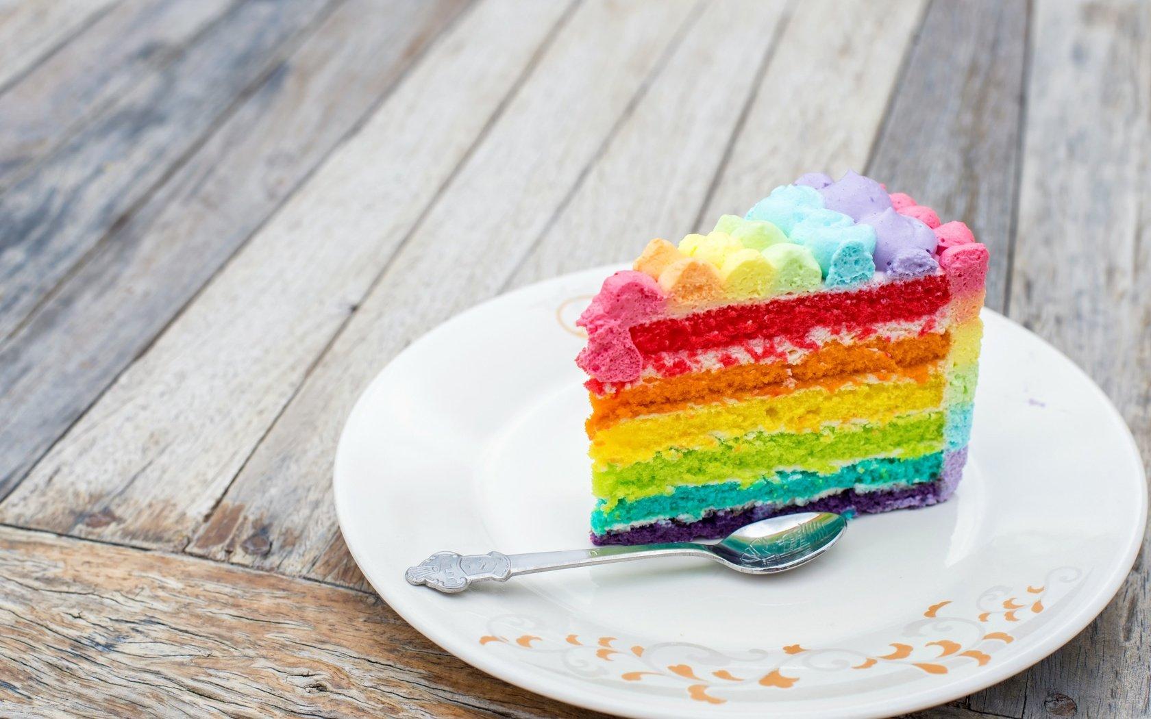 Красочные картинки с тортом