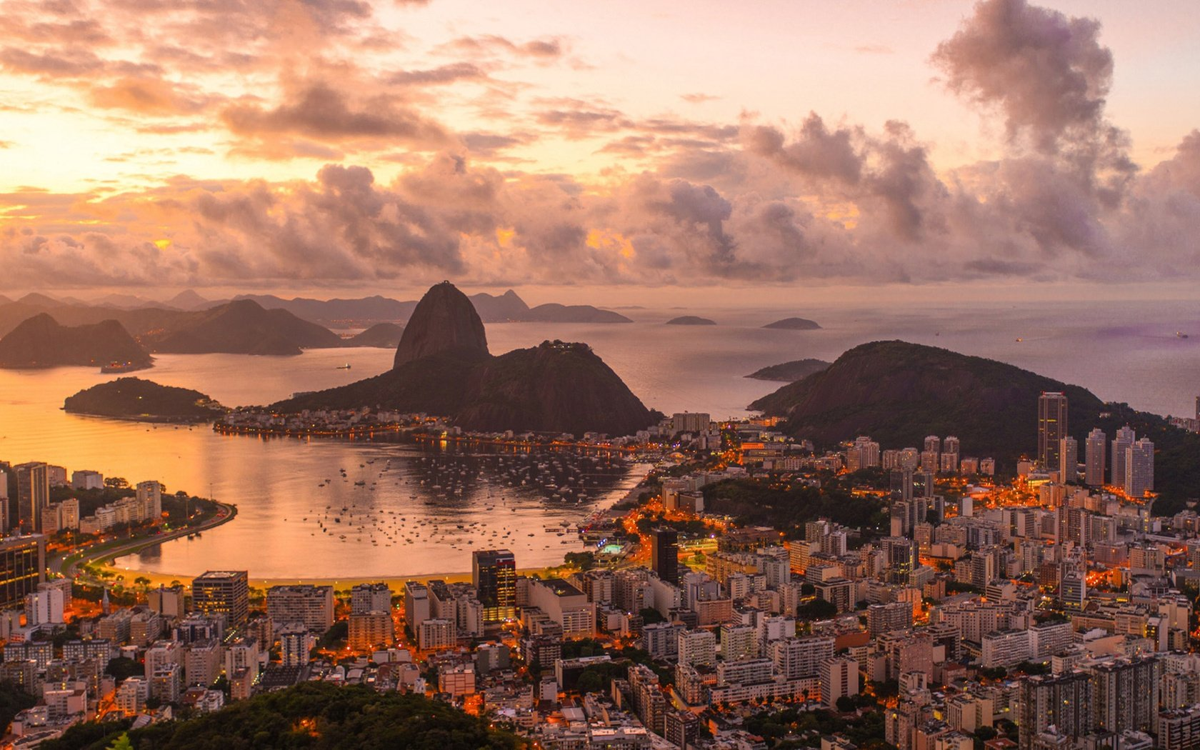 Фото города рио де жанейро лучшее