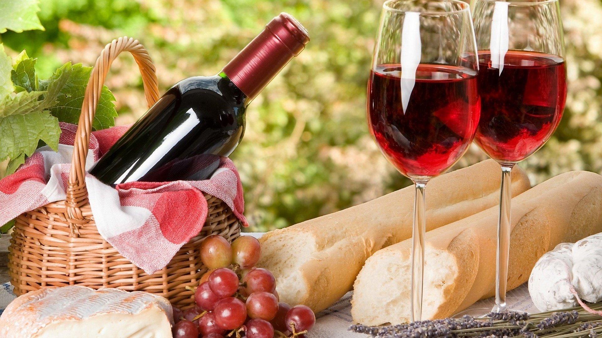 Поздравления к бутылке вина