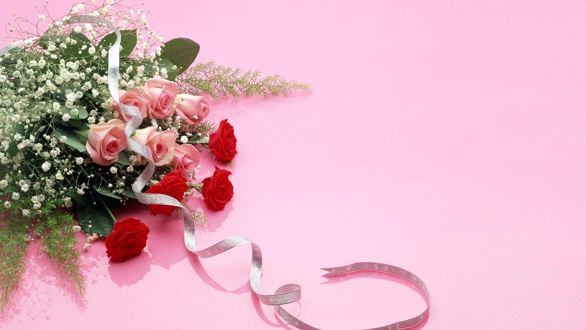 Красивые открытки с цветочками 795