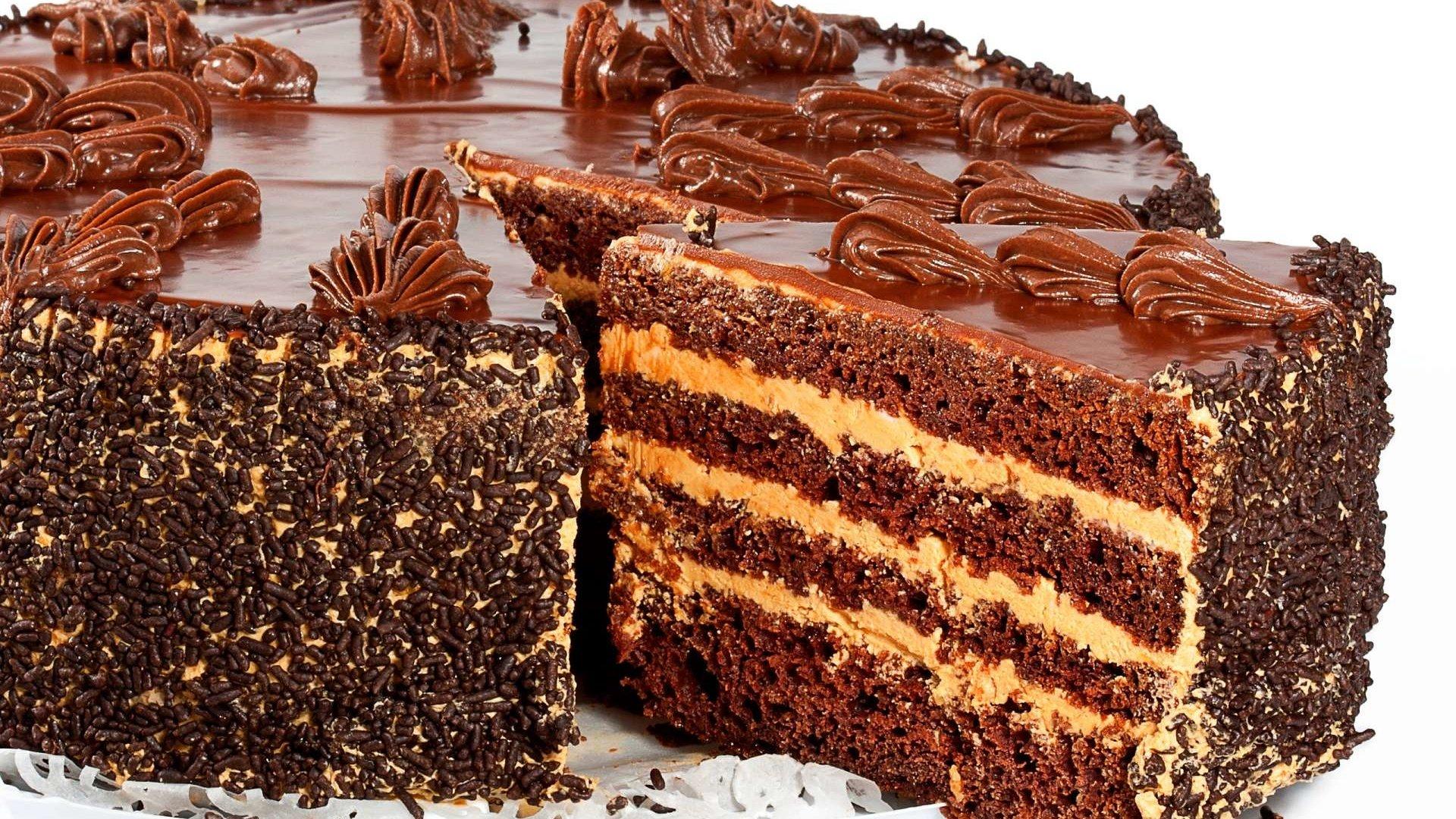 Рецепты шоколадных тортов простые и вкусные в домашних условиях