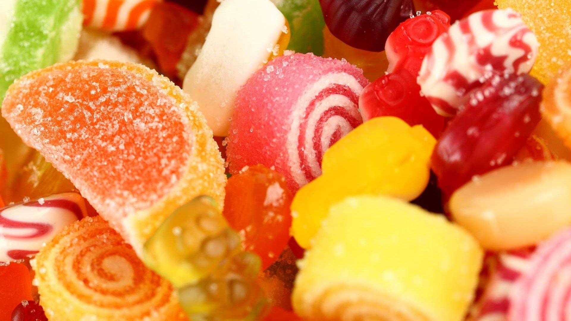 крепкая картинки сладости мармелад дети