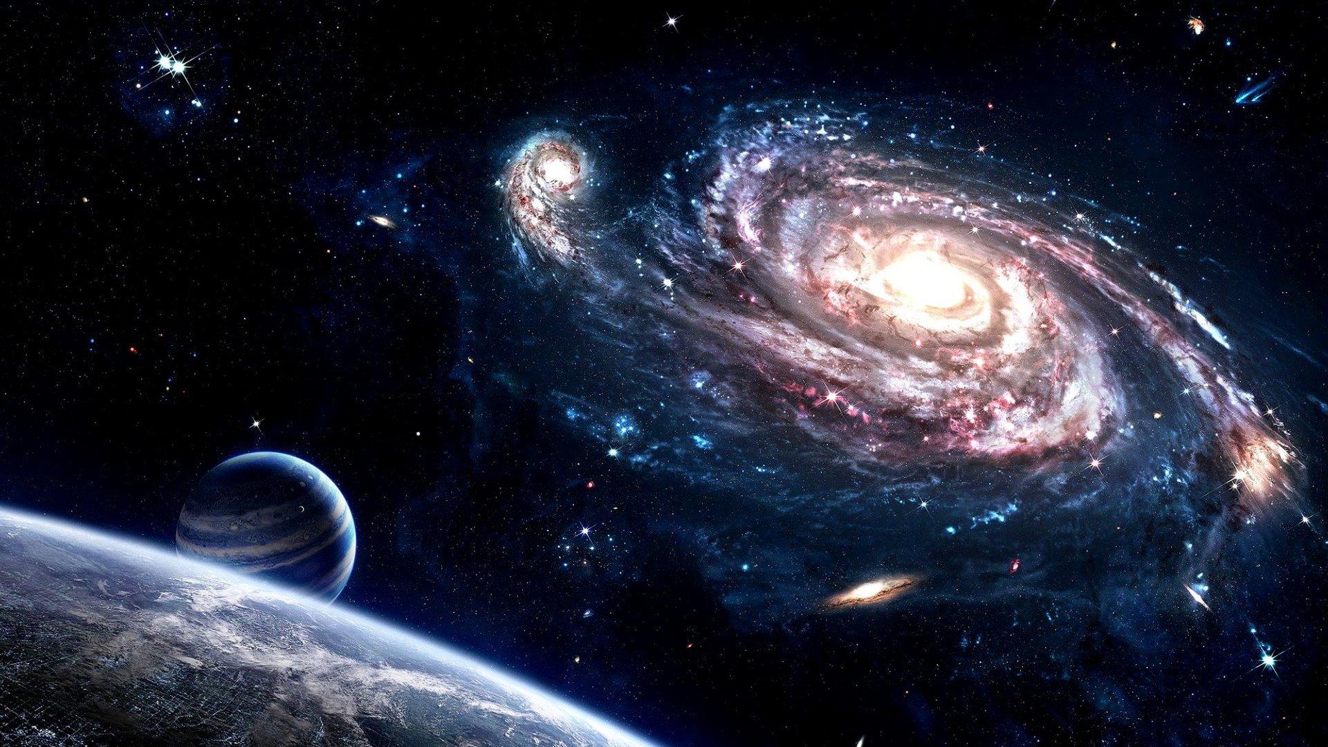 universe solar system stars and galaxies pdf - HD1920×1080