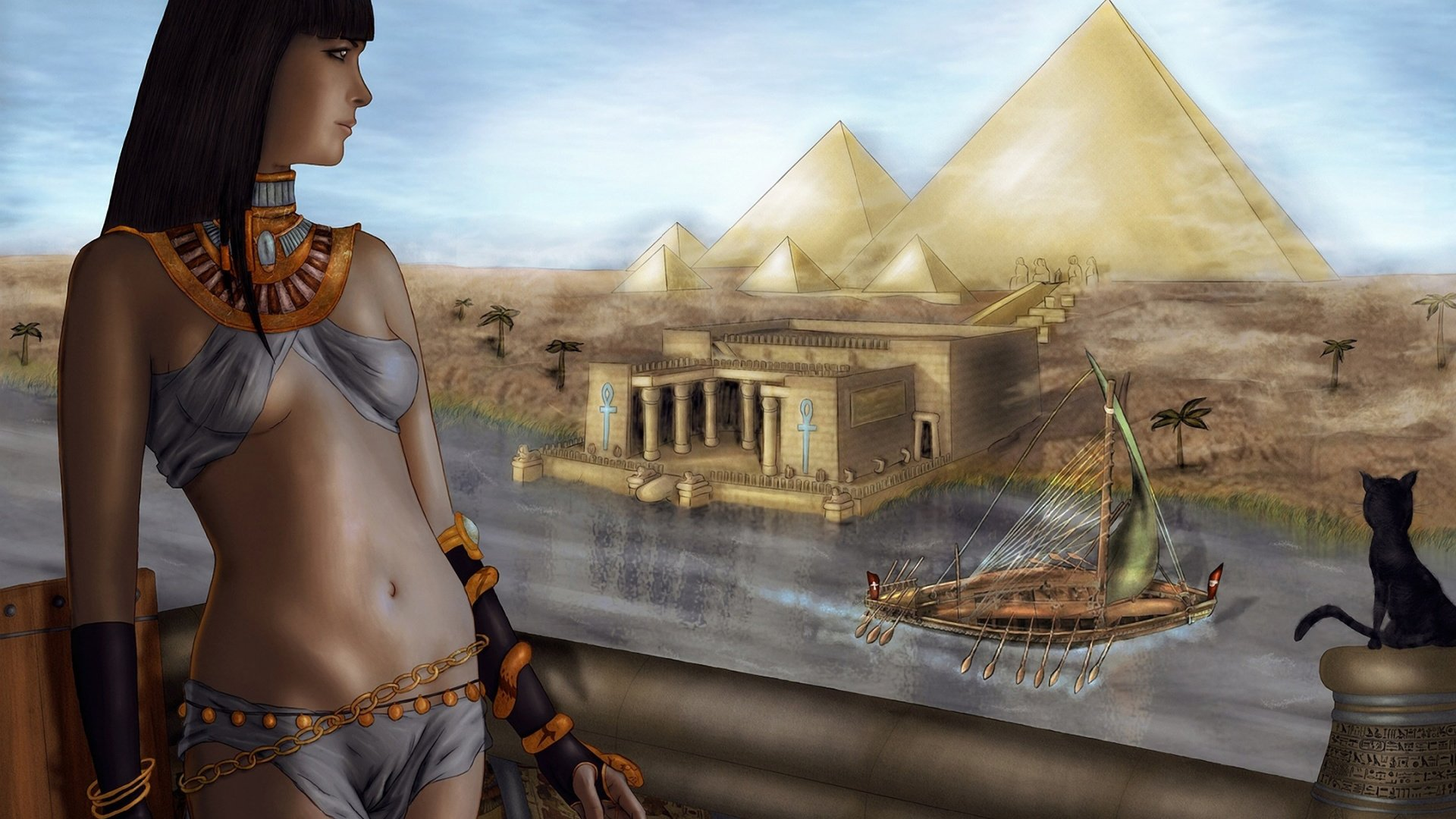 a paranormal egyptian fantasy essay In ancient egypt the pharaoh ruled and owned all of egypt and looked after the citizens of ancient egypt the most powerful thing in ancient egypt was the pharaoh this source by the british museum is a secondary source because it was created in 2013 and not during the time egyptian pharaohs lived.
