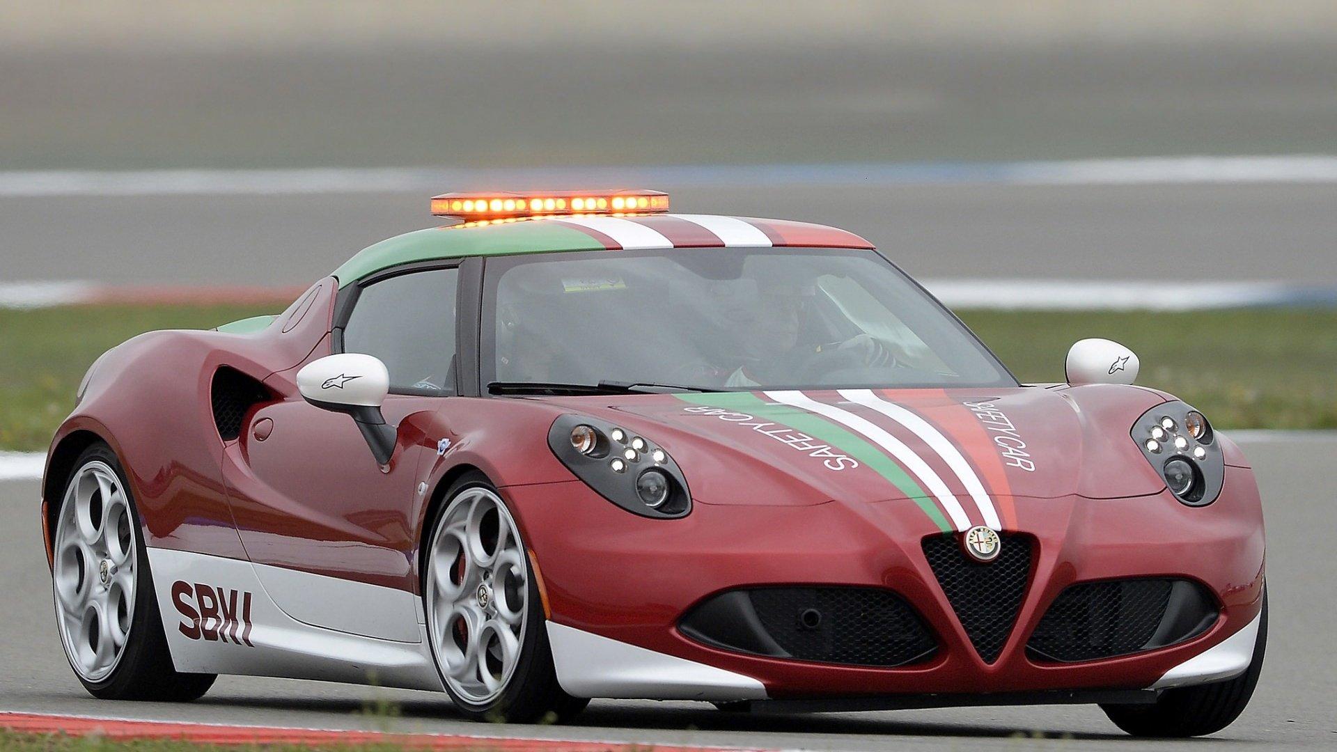 alfa romeo 4c красный автомобиль red car анонимно