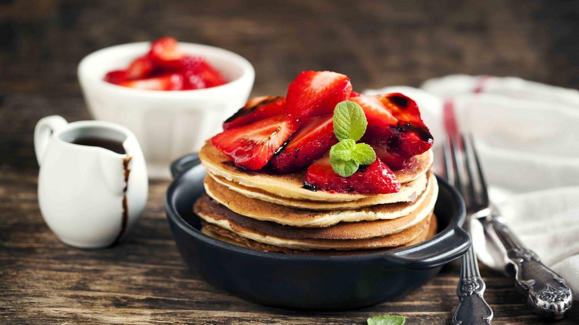 еда блины шоколад food pancakes chocolate смотреть