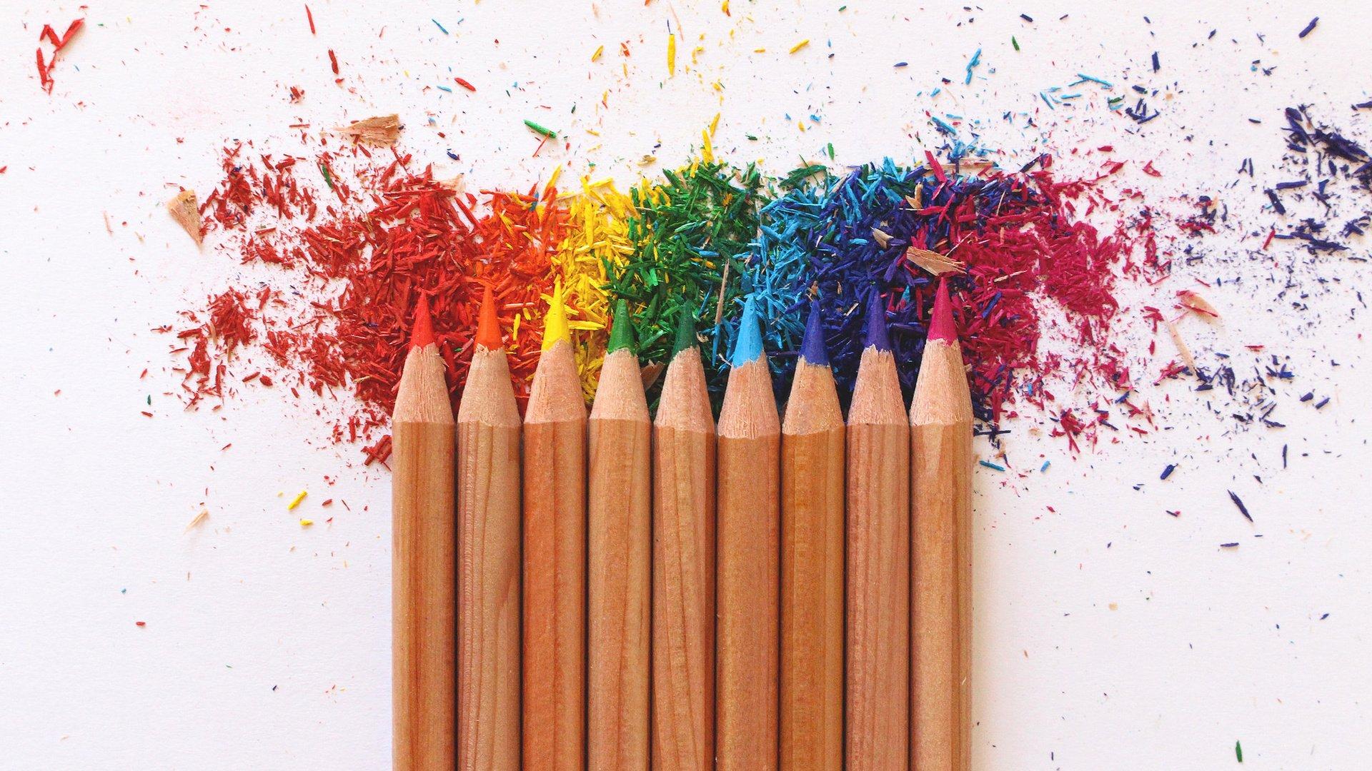 карандаши цветные pencils color анонимно