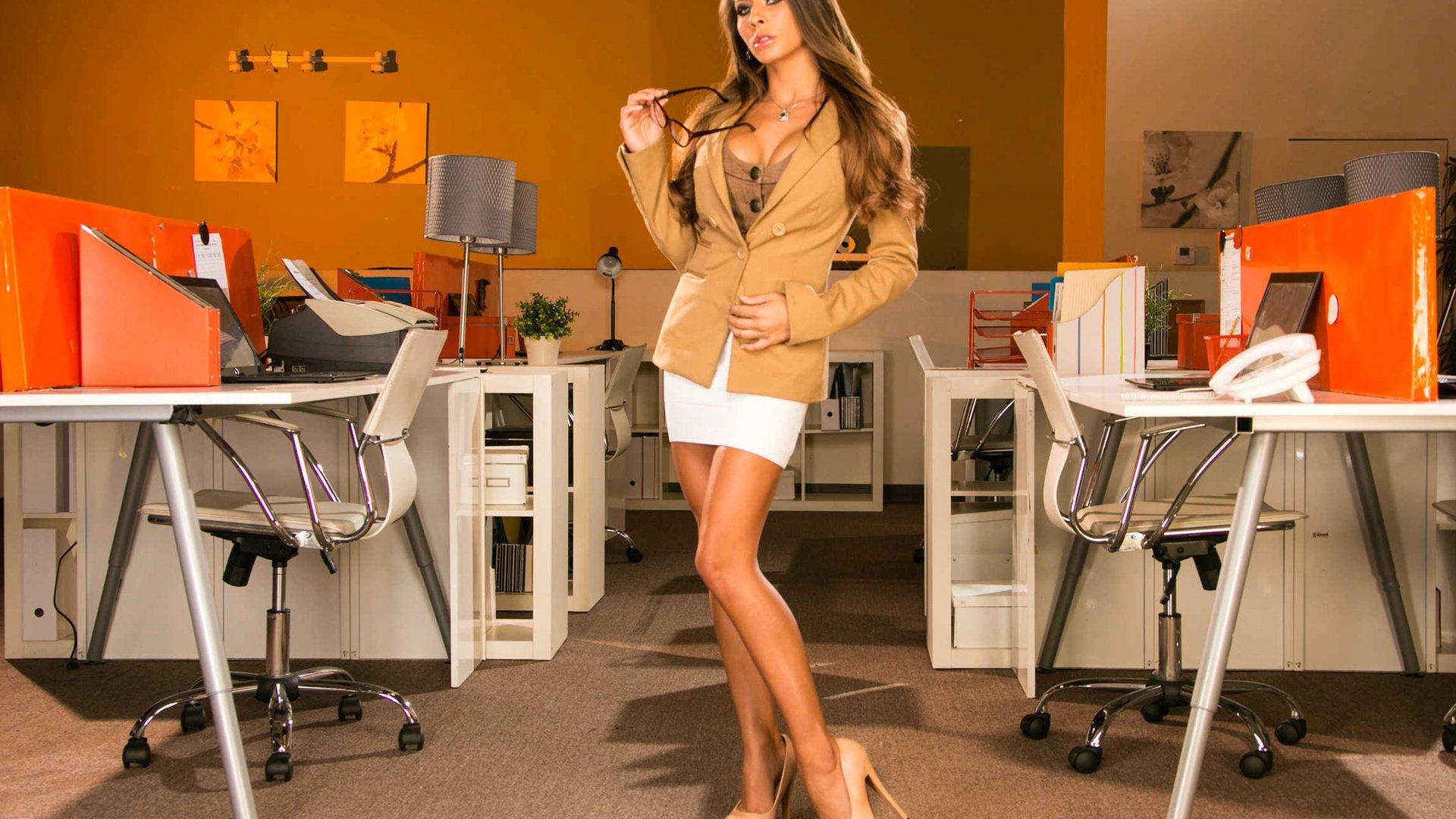 Секс в офисе 18, Порно в офисе. Секс с секретаршей 25 фотография