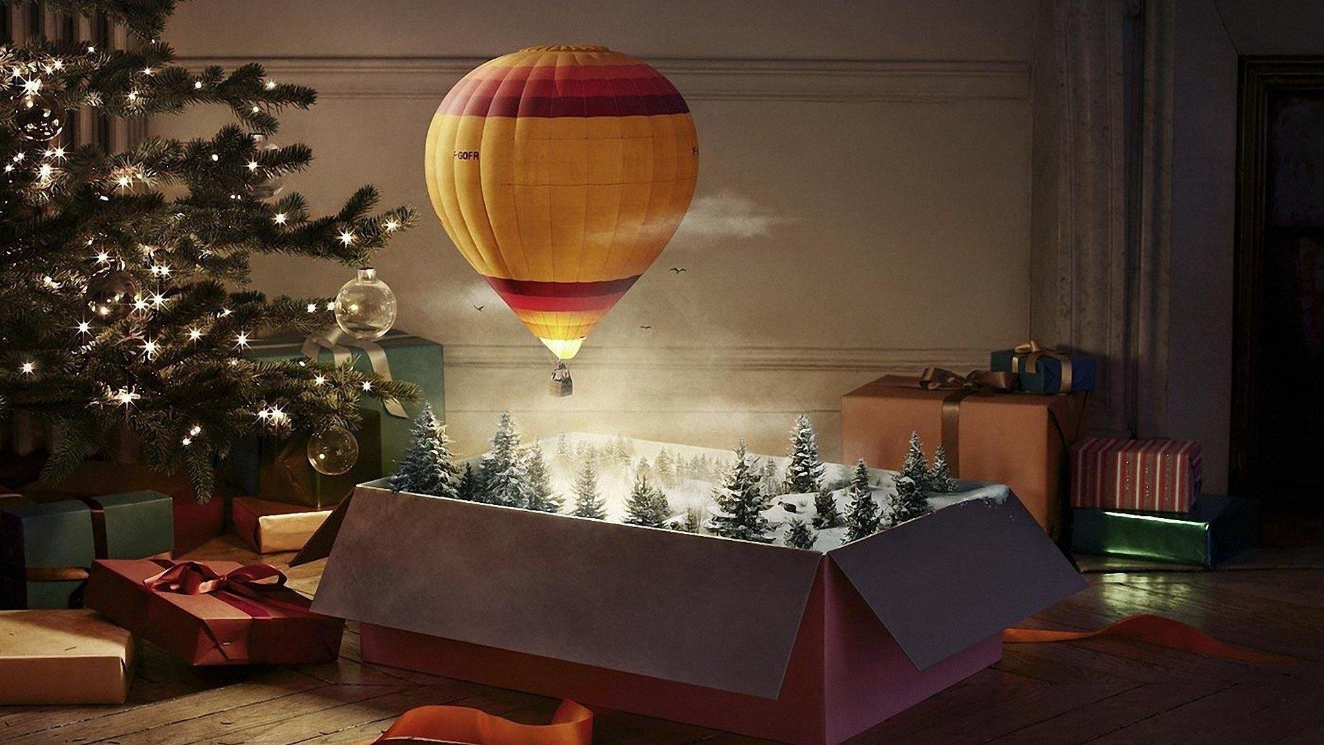 Креативные желания на новый год